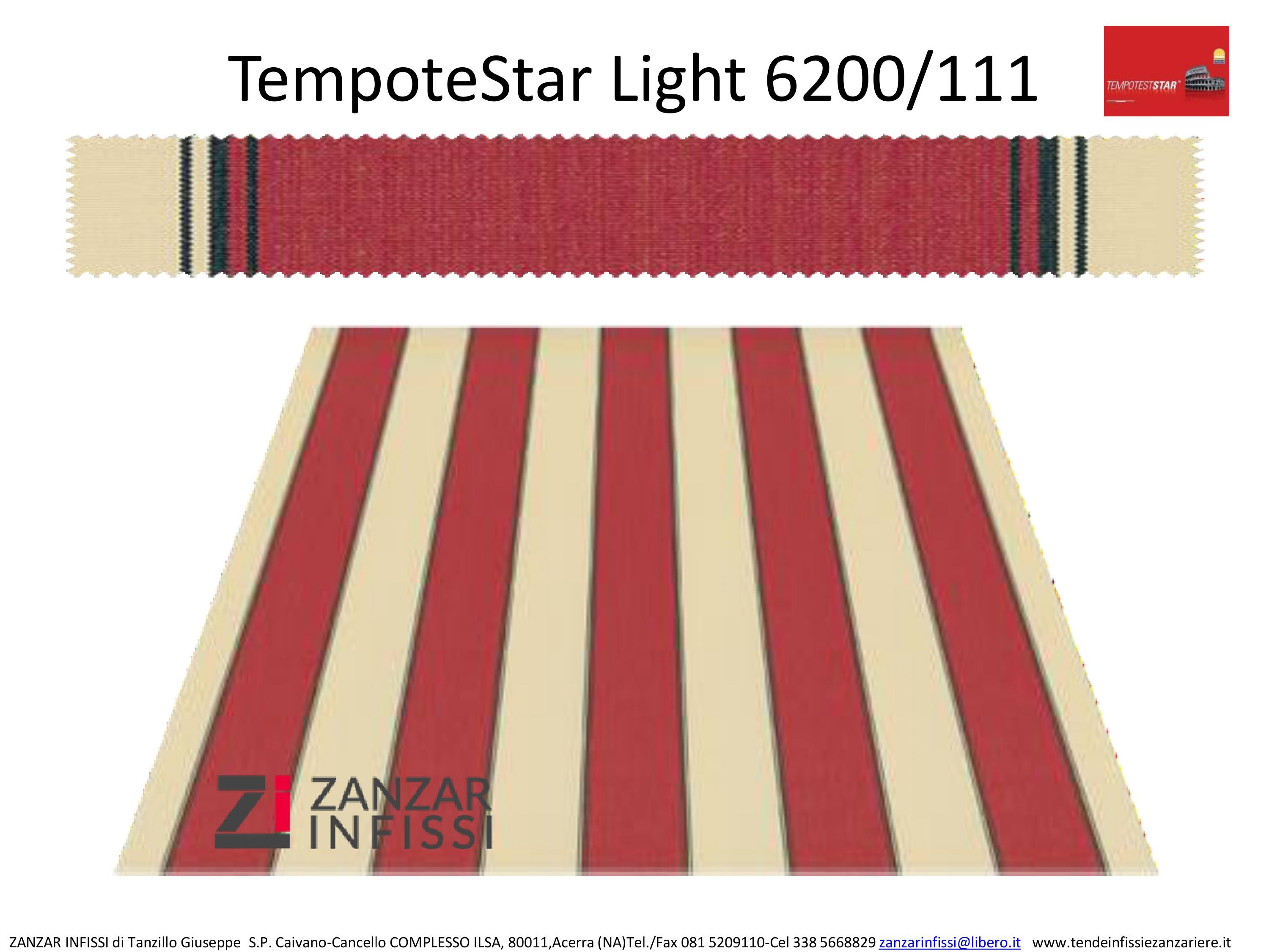 Tempotest star light 6200/111