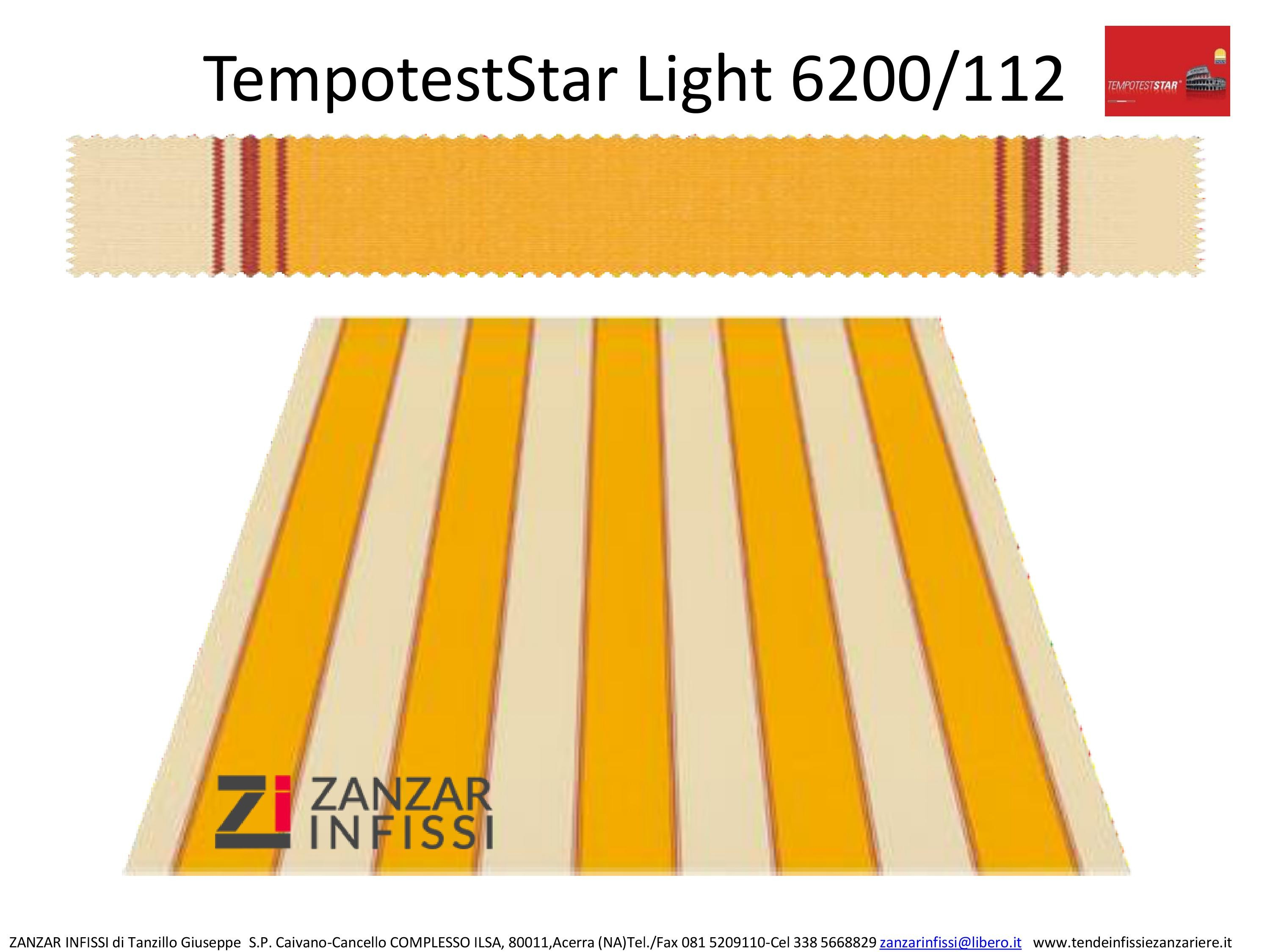 Tempotest star light 6200/112