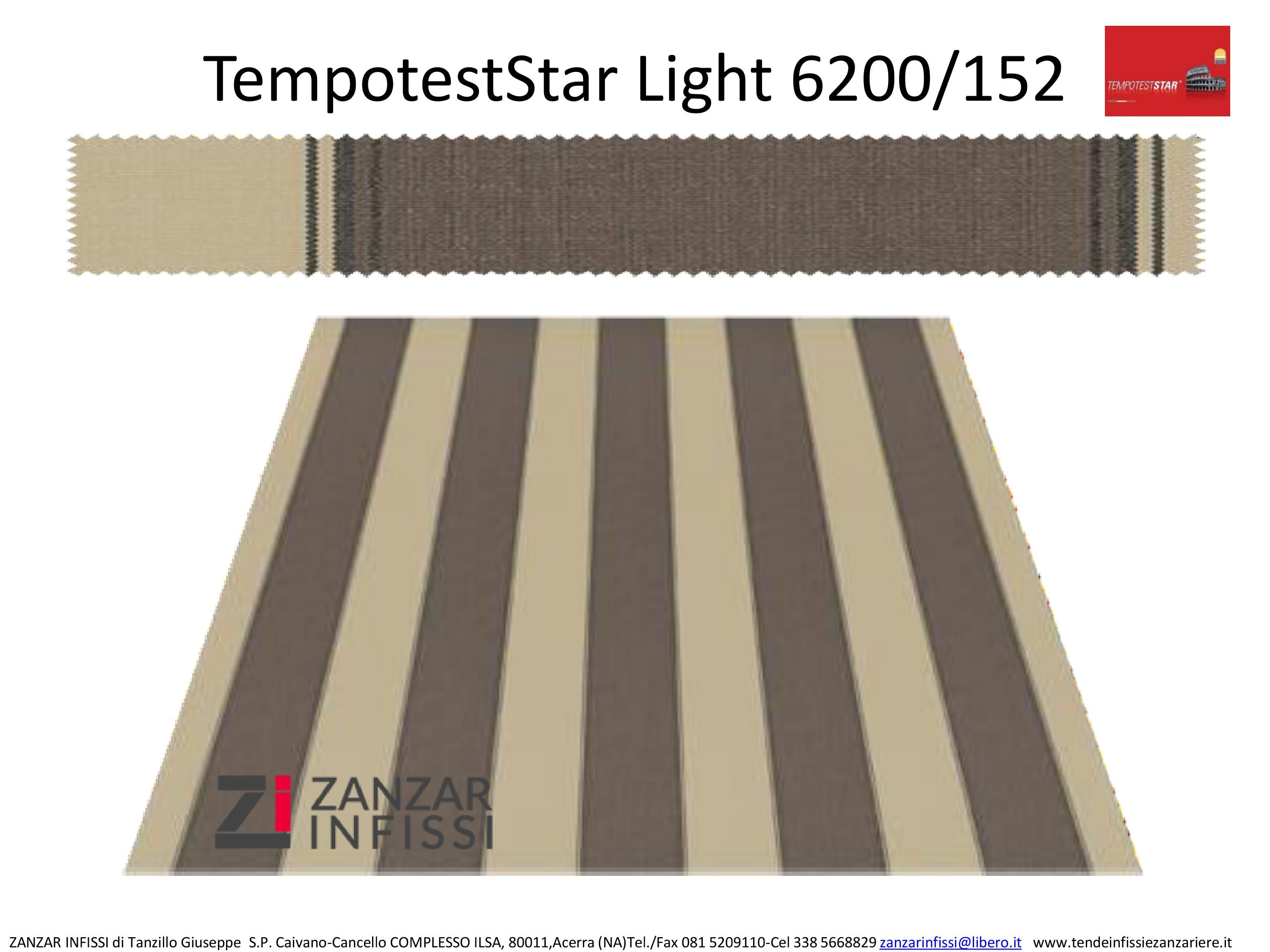 Tempotest star light 6200/152