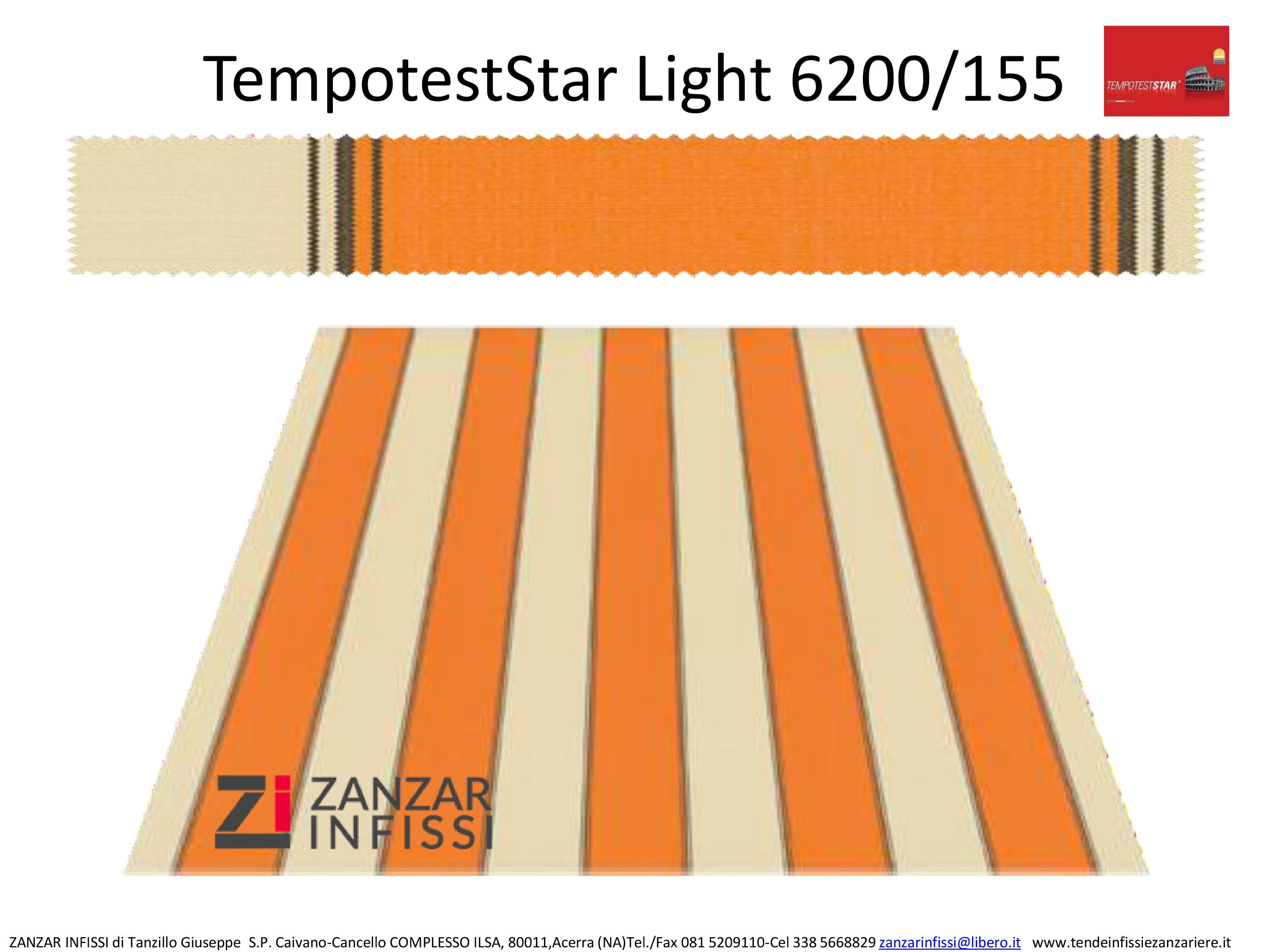 Tempotest star light 6200/155