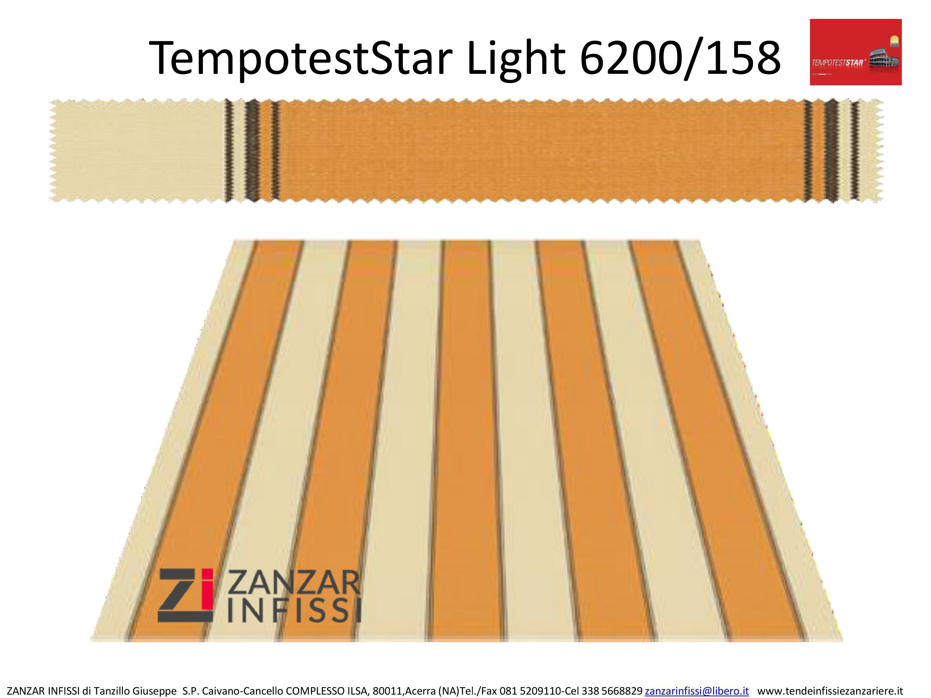 Tempotest star light 6200/158