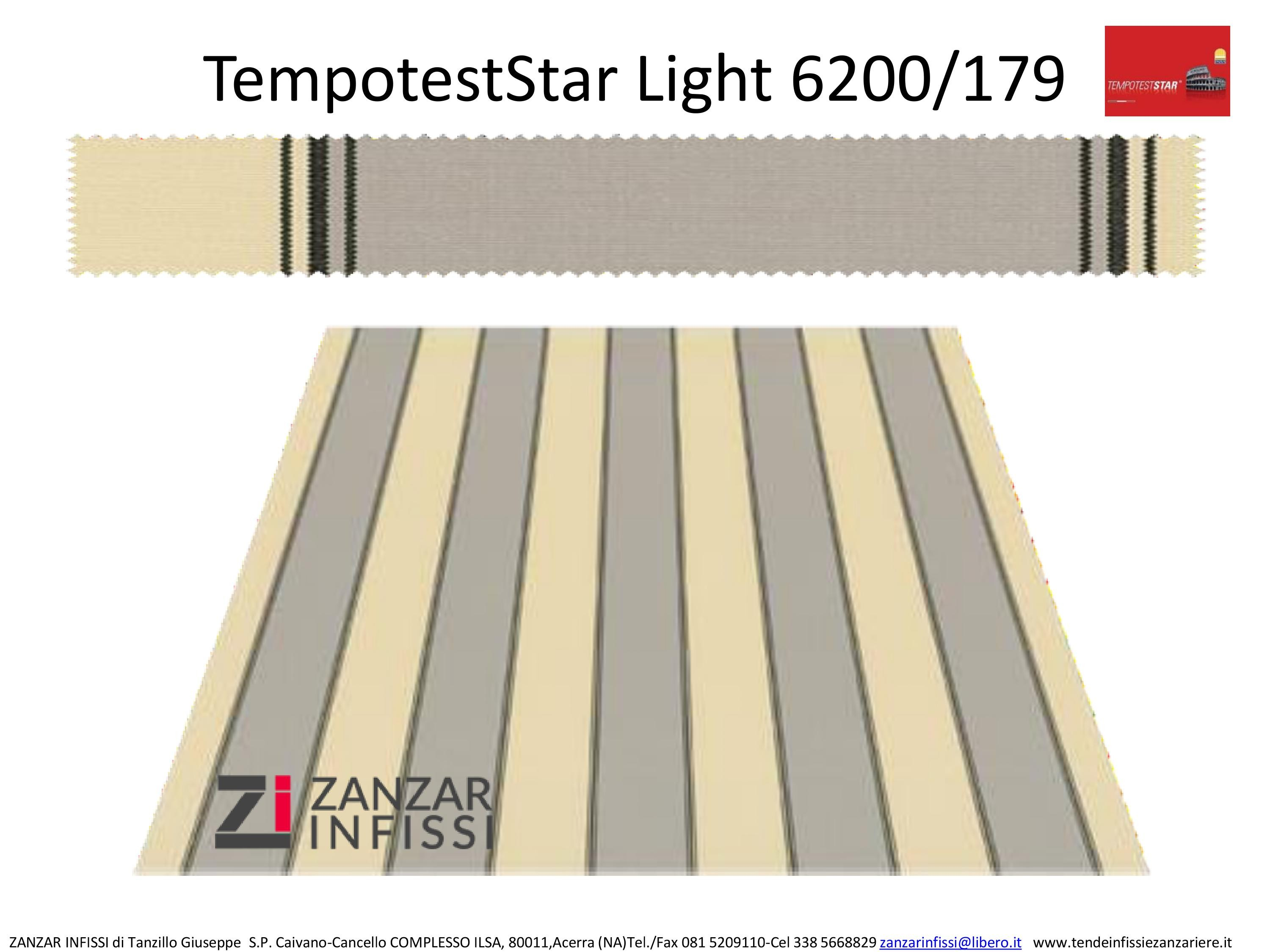 Tempotest star light 6200/179