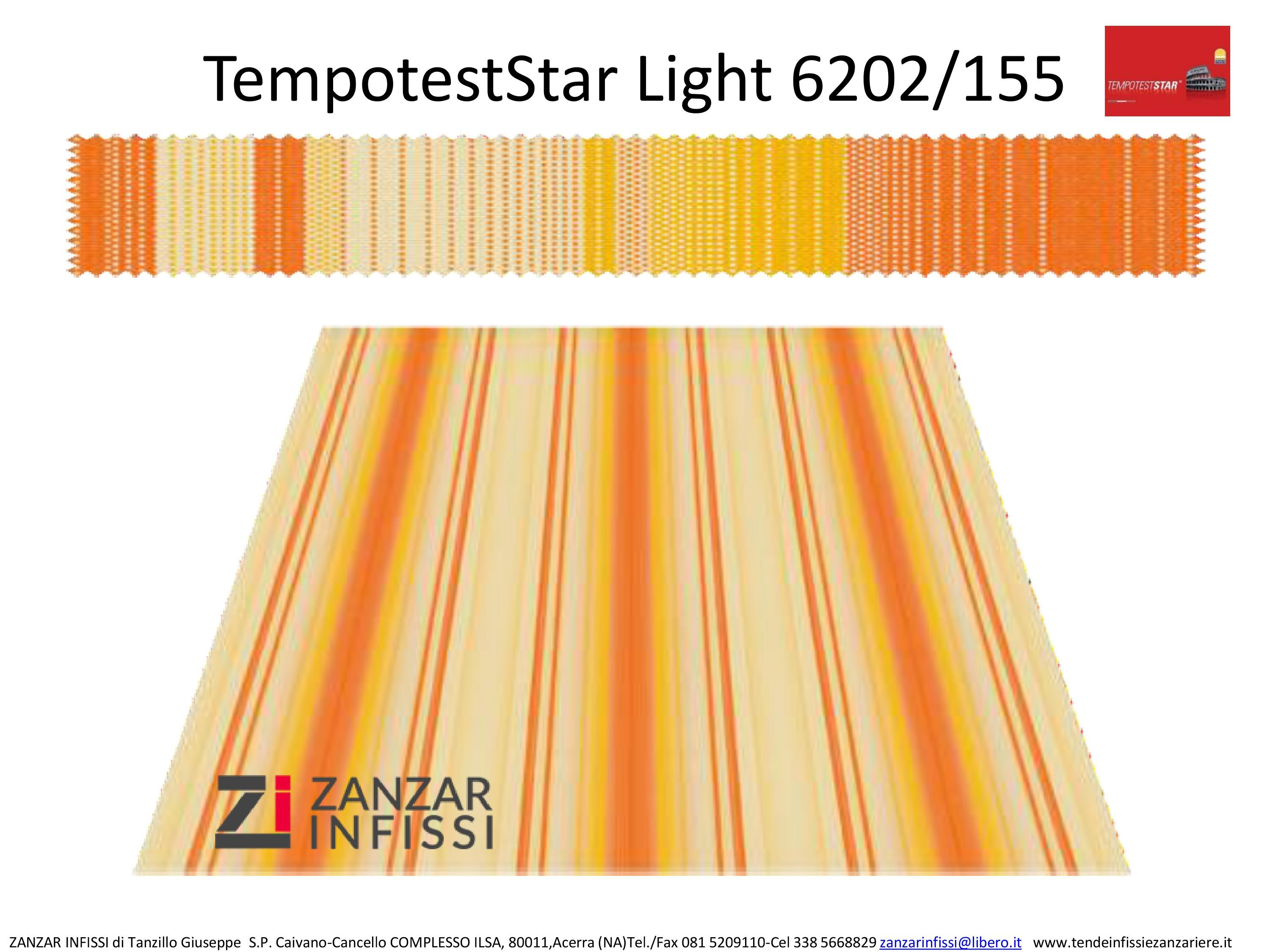 Tempotest star light 6202/155