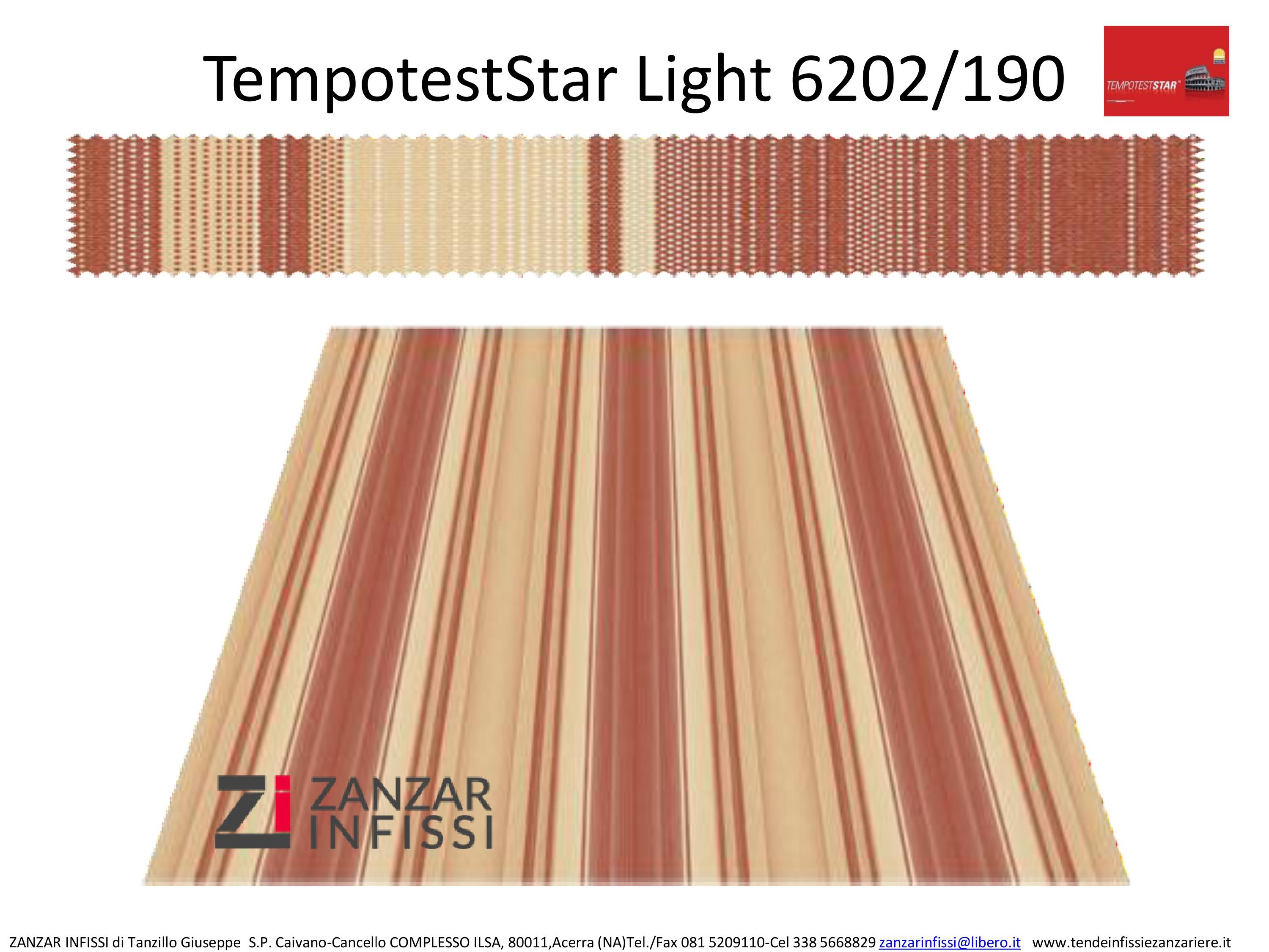 Tempotest star light 6202/190