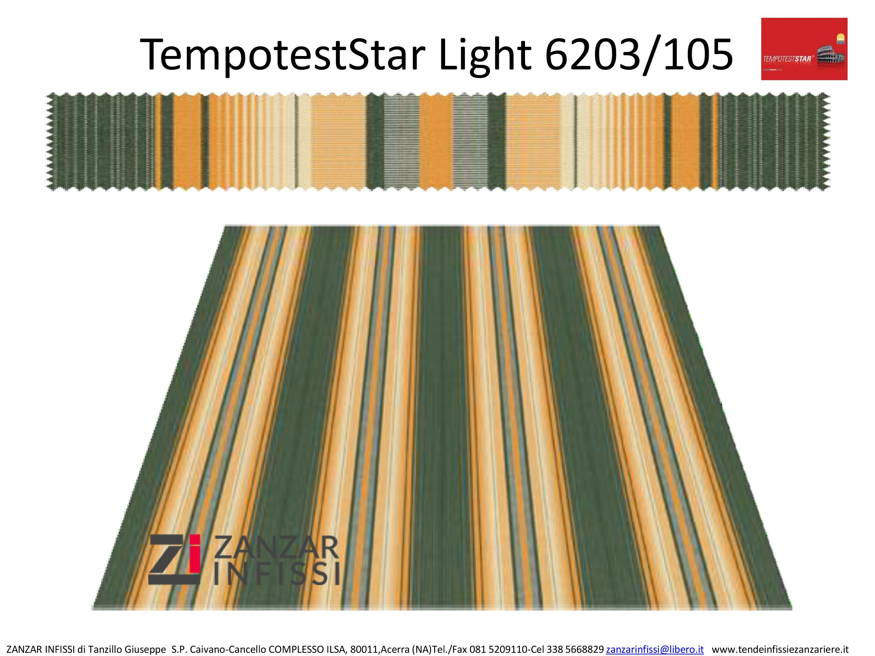 Tempotest star light 6203/105