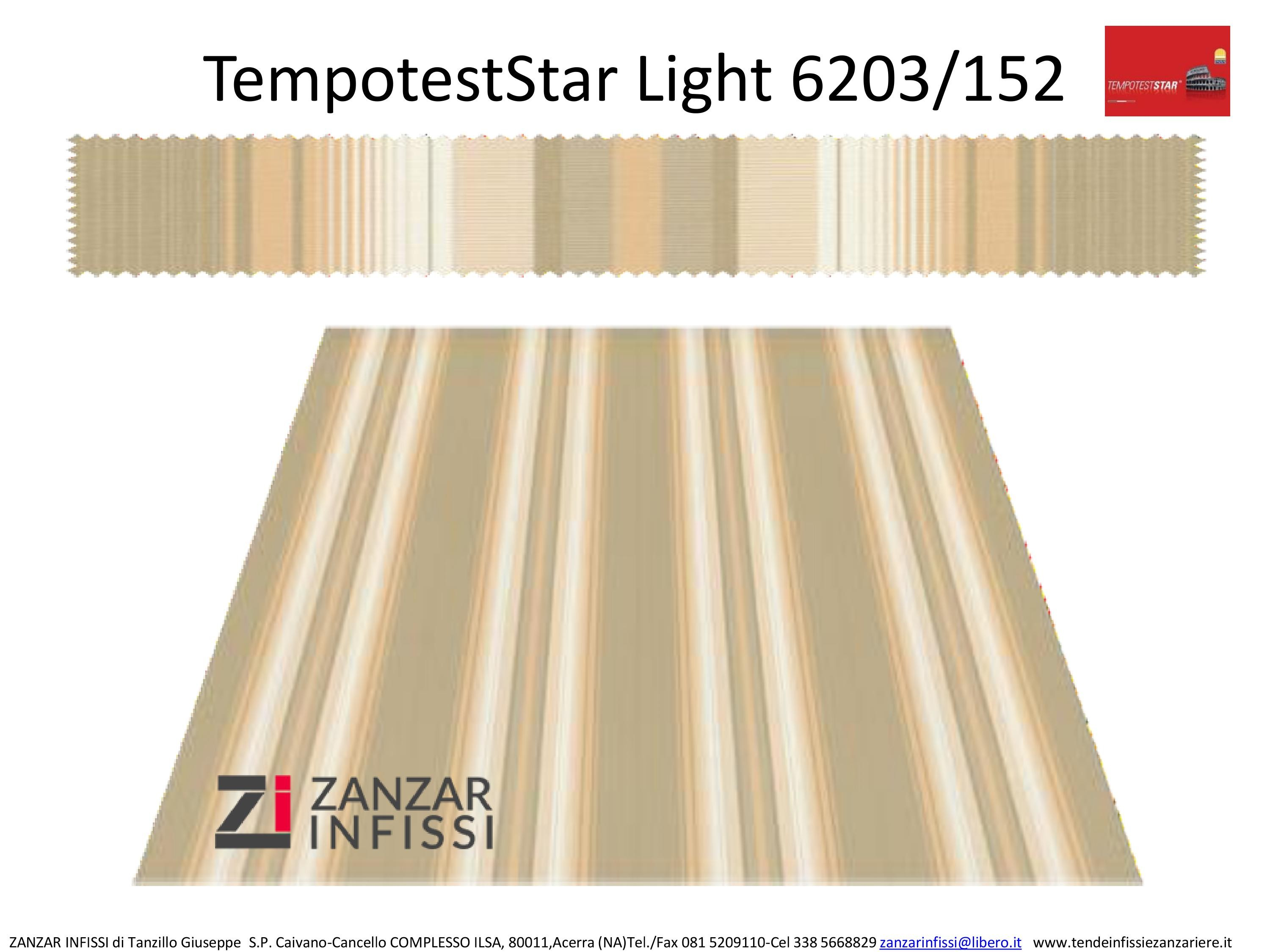Tempotest star light 6203/152