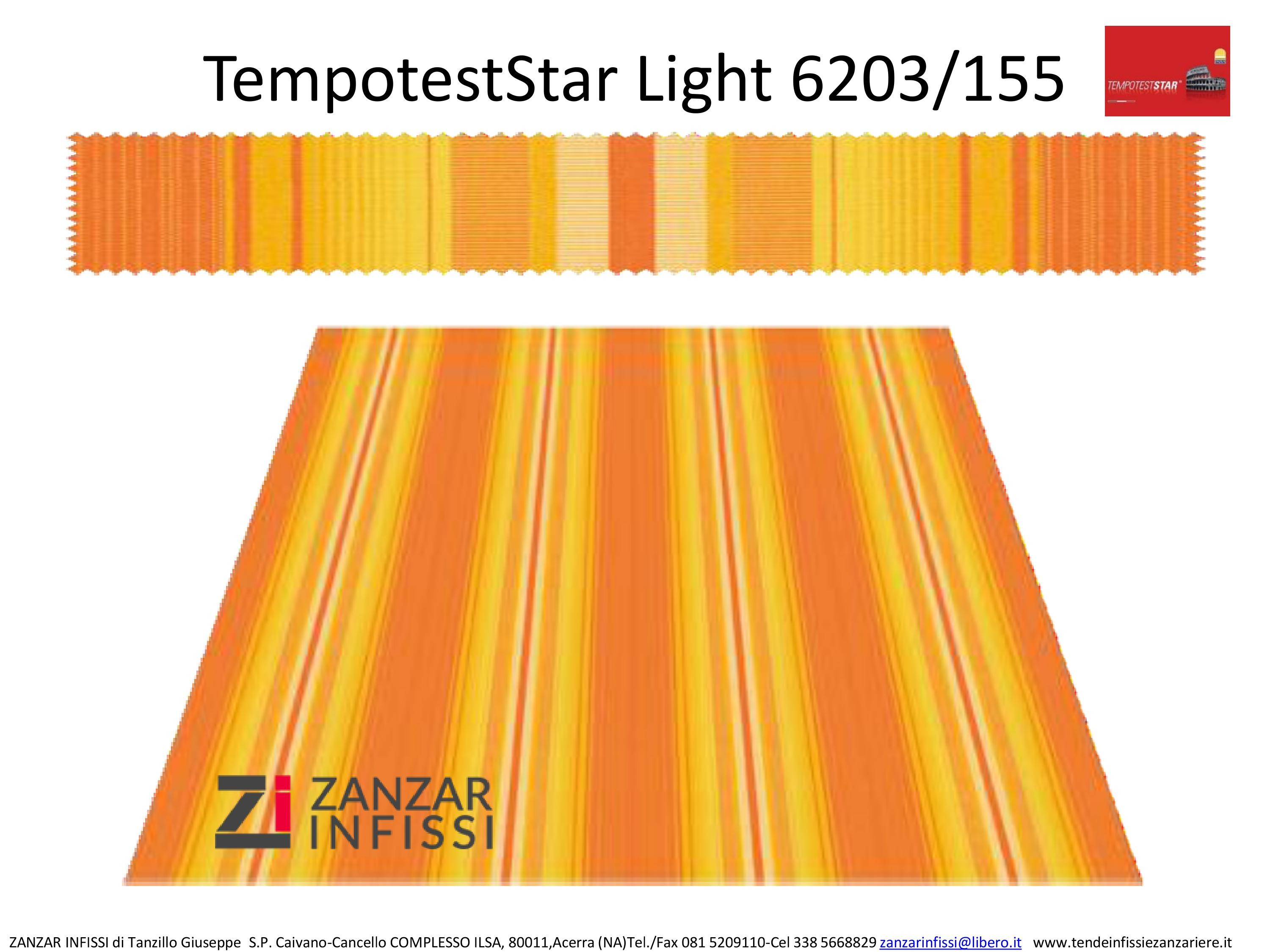 Tempotest star light 6203/155