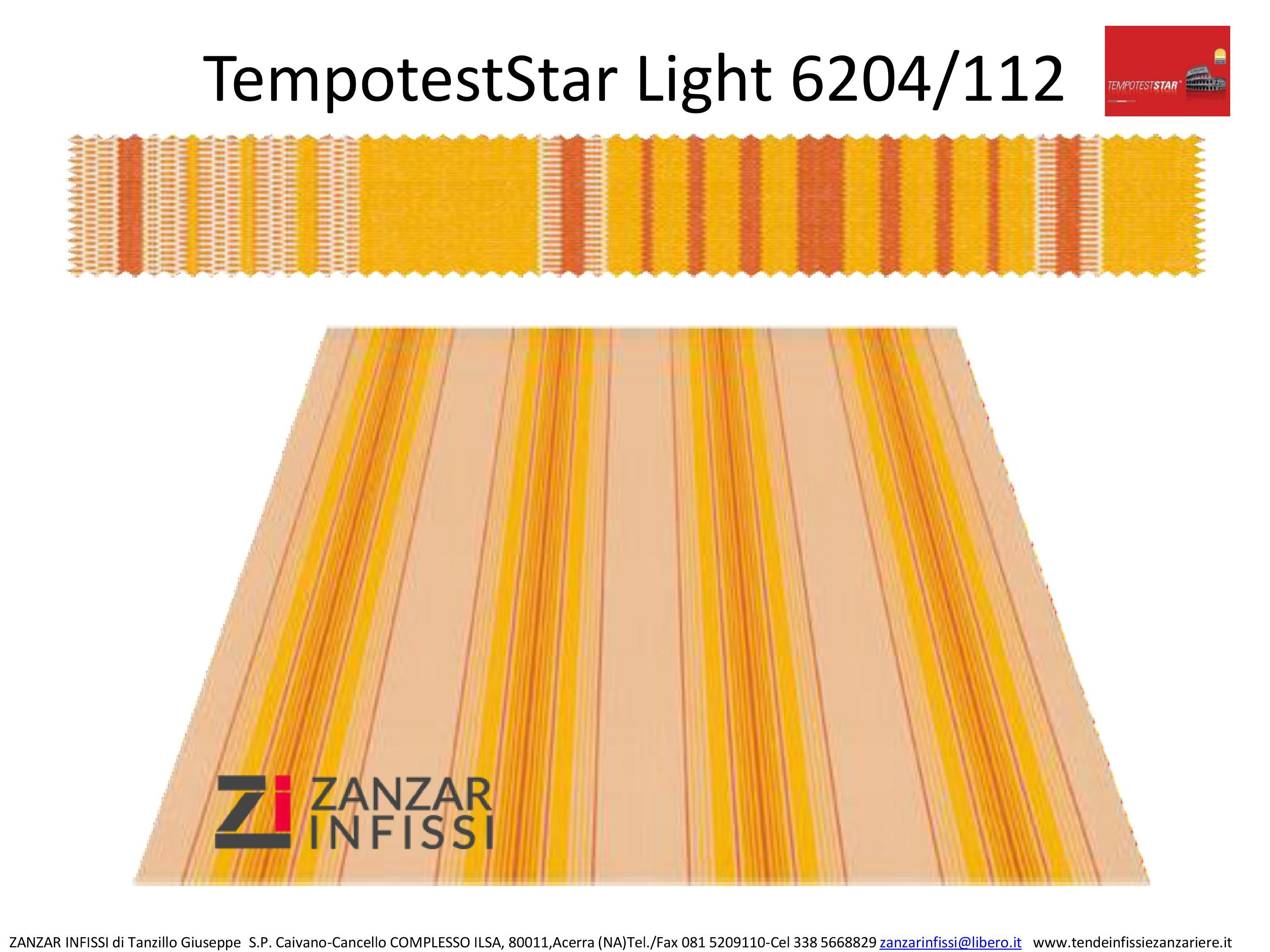 Tempotest star light 6204/112