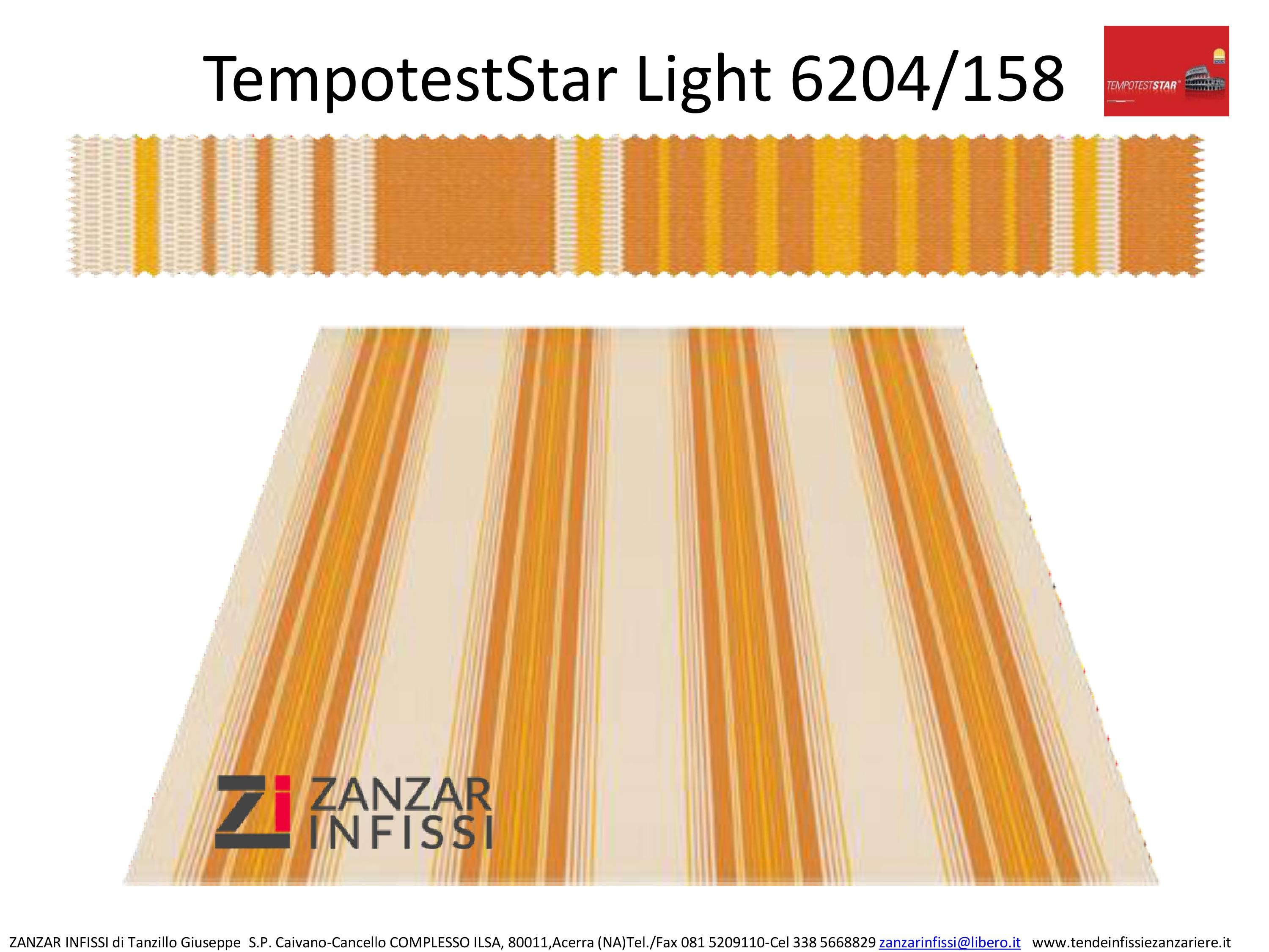 Tempotest star light 6204/158