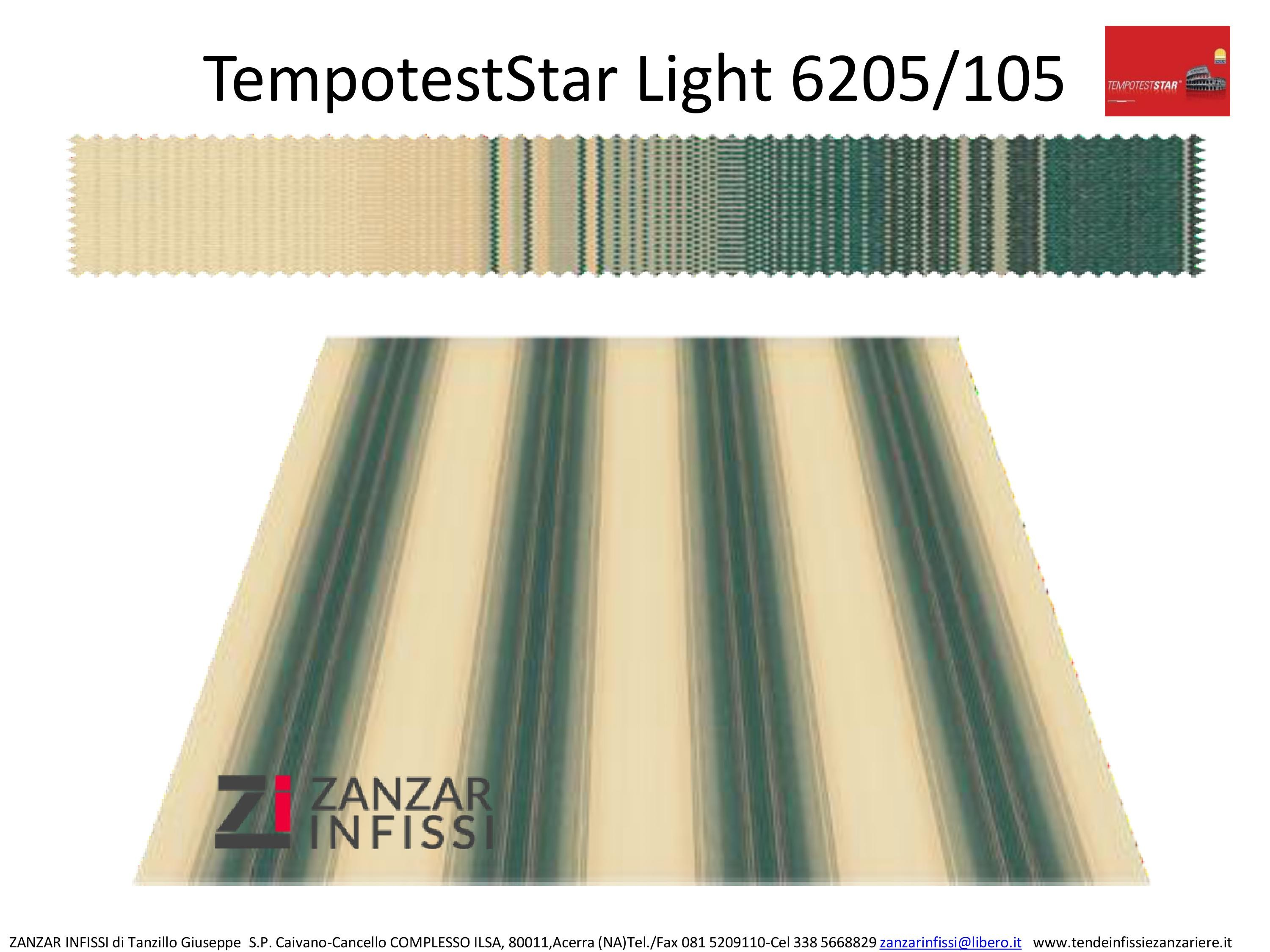 Tempotest star light 6205/105