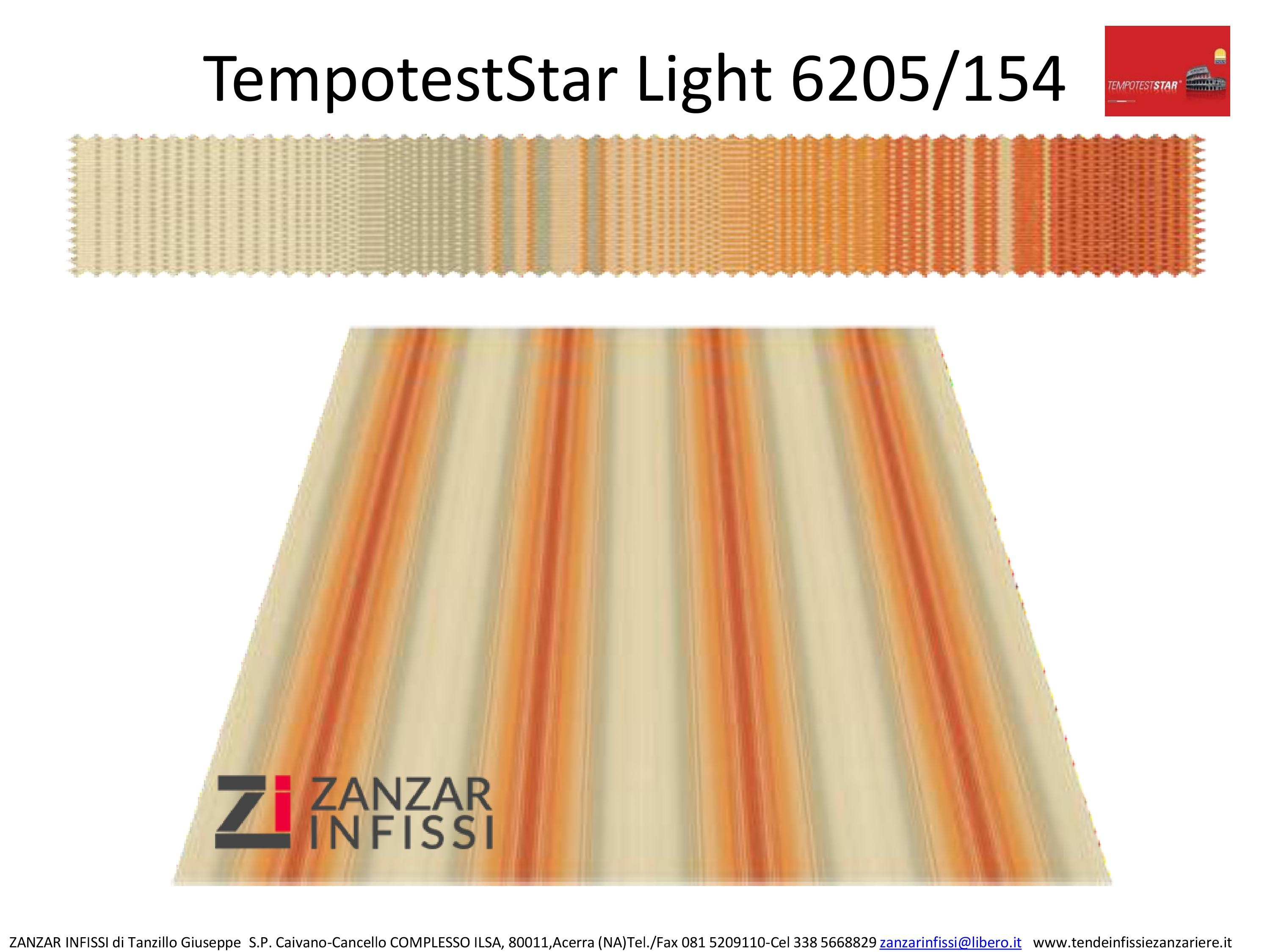 Tempotest star light 6205/154