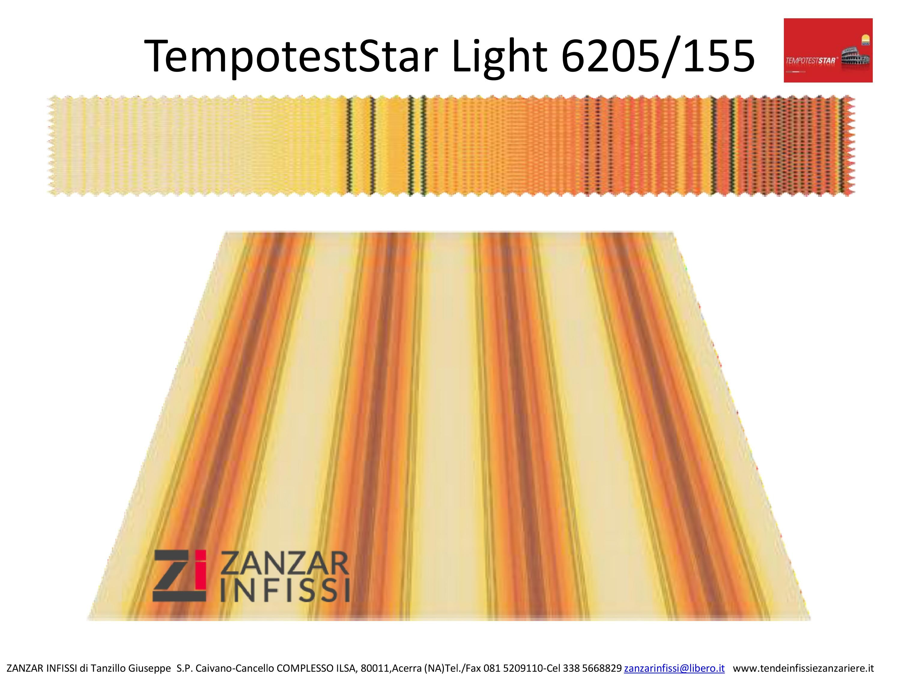 Tempotest star light 6205/155