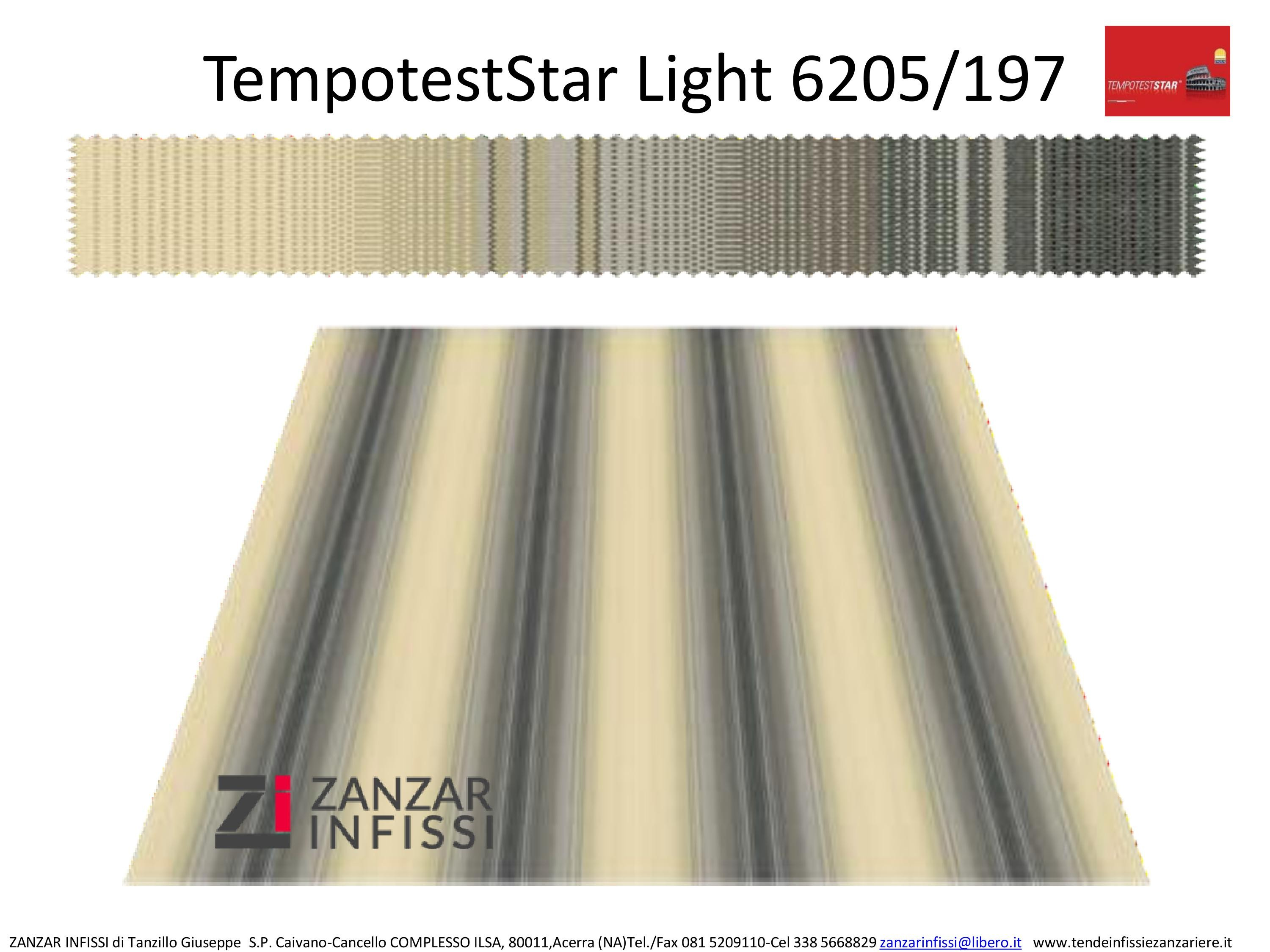 Tempotest star light 6205/197
