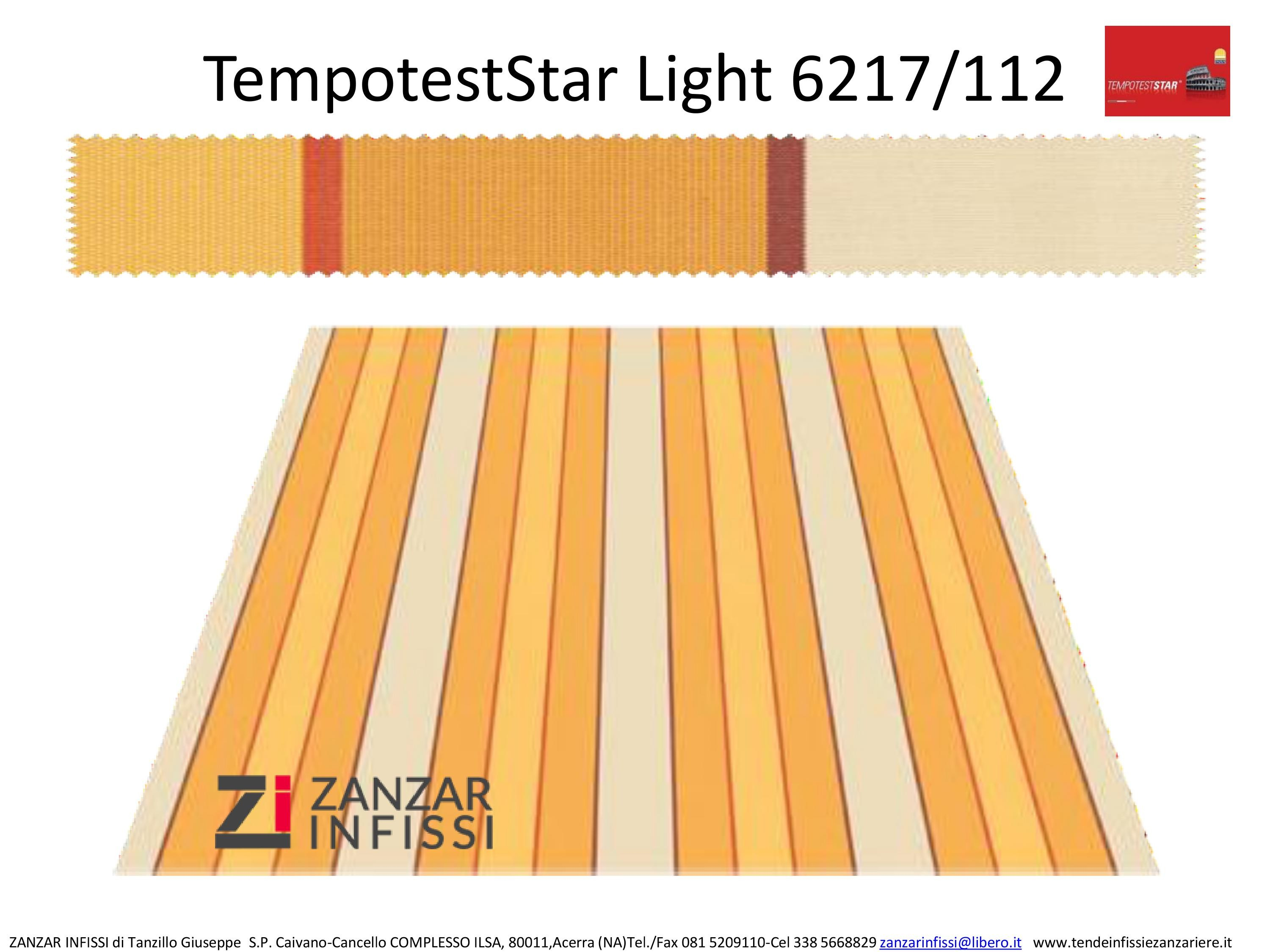 Tempotest star light 6217/112