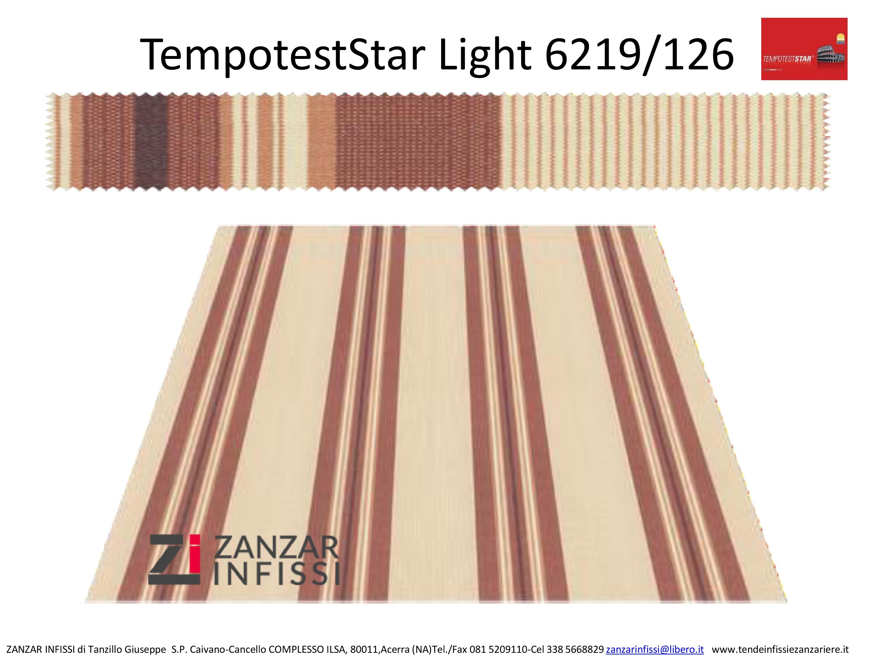 Tempotest star light 6219/126