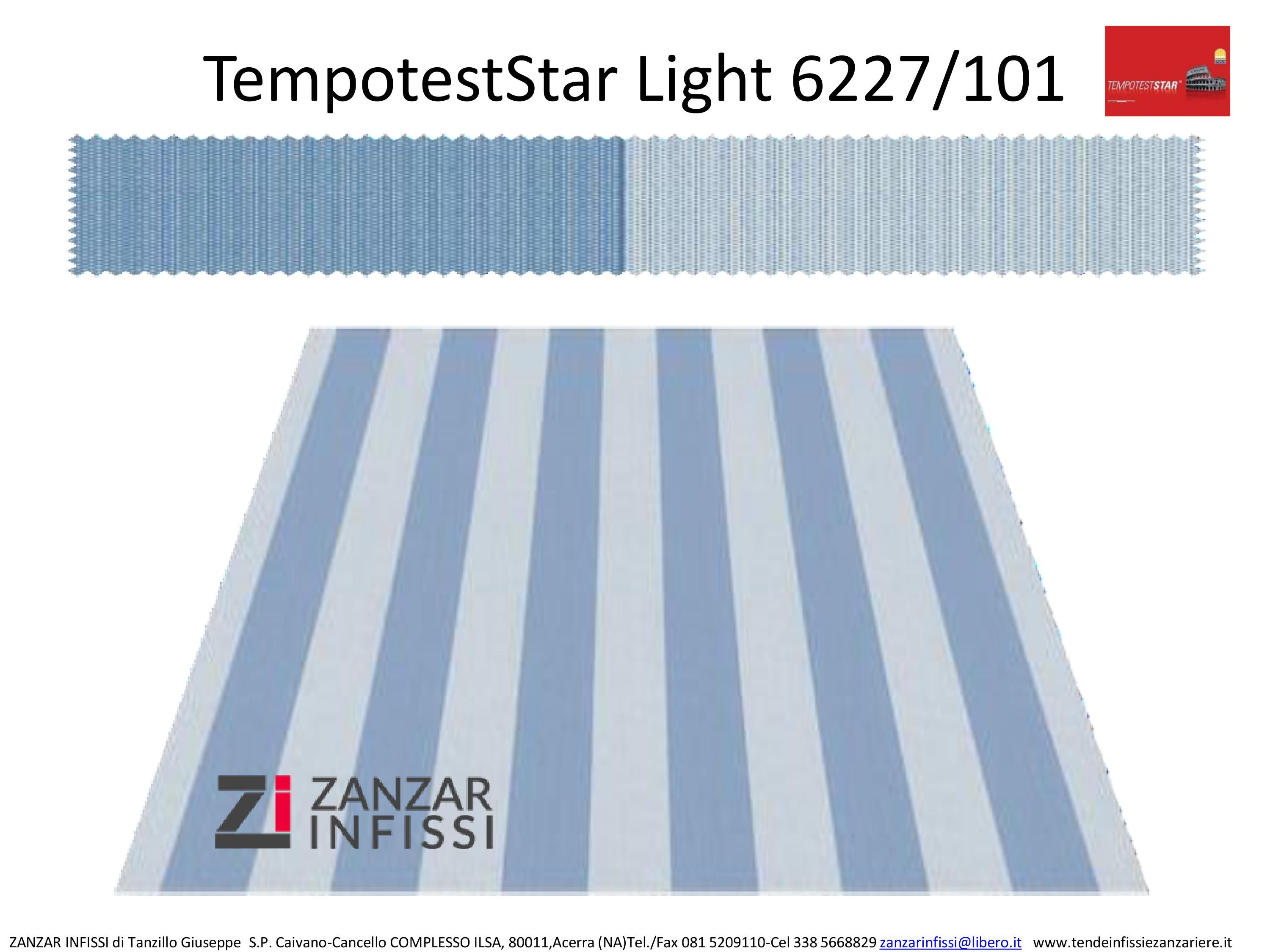 Tempotest star light 6227/101