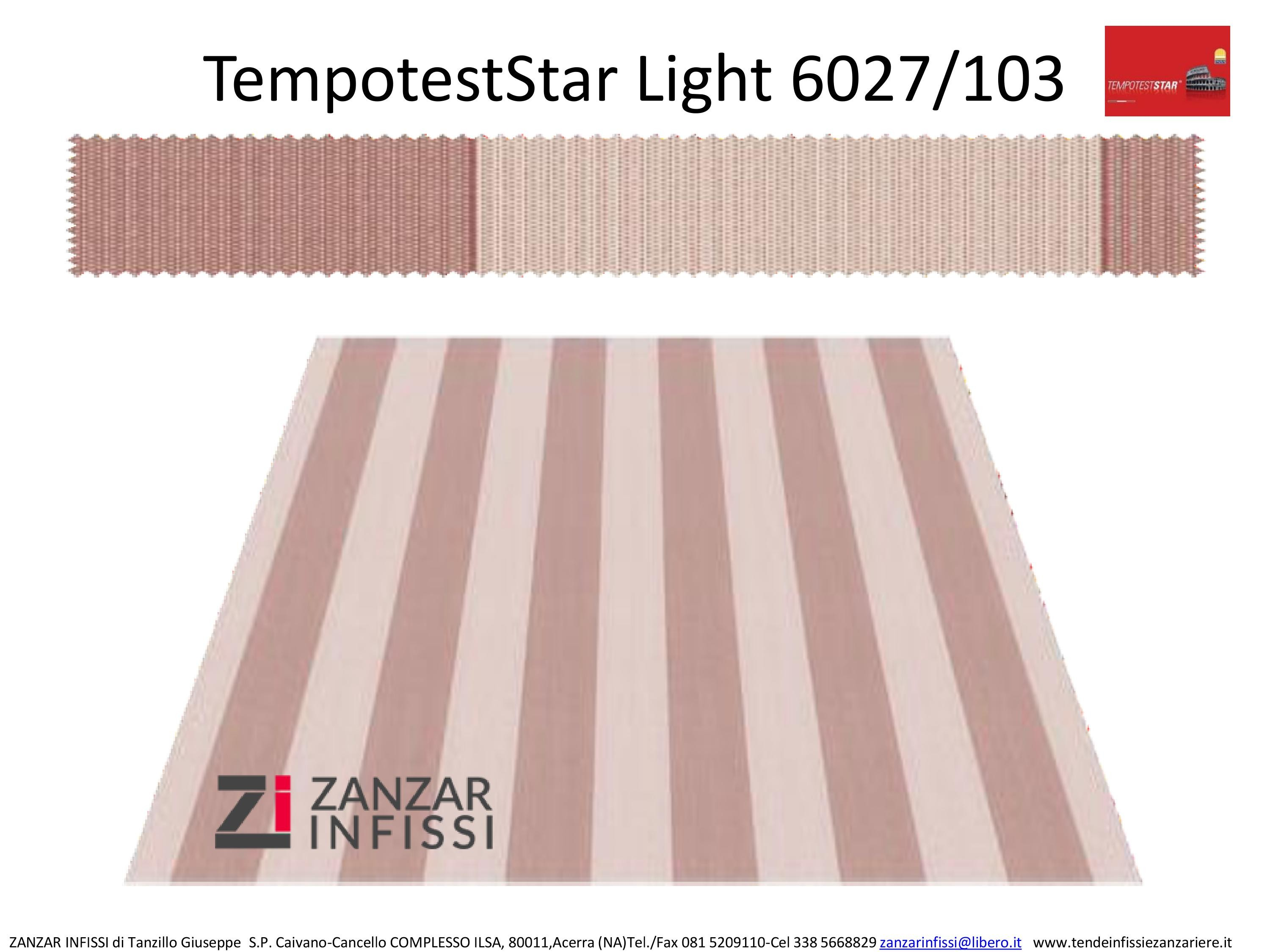 Tempotest star light 6227/103