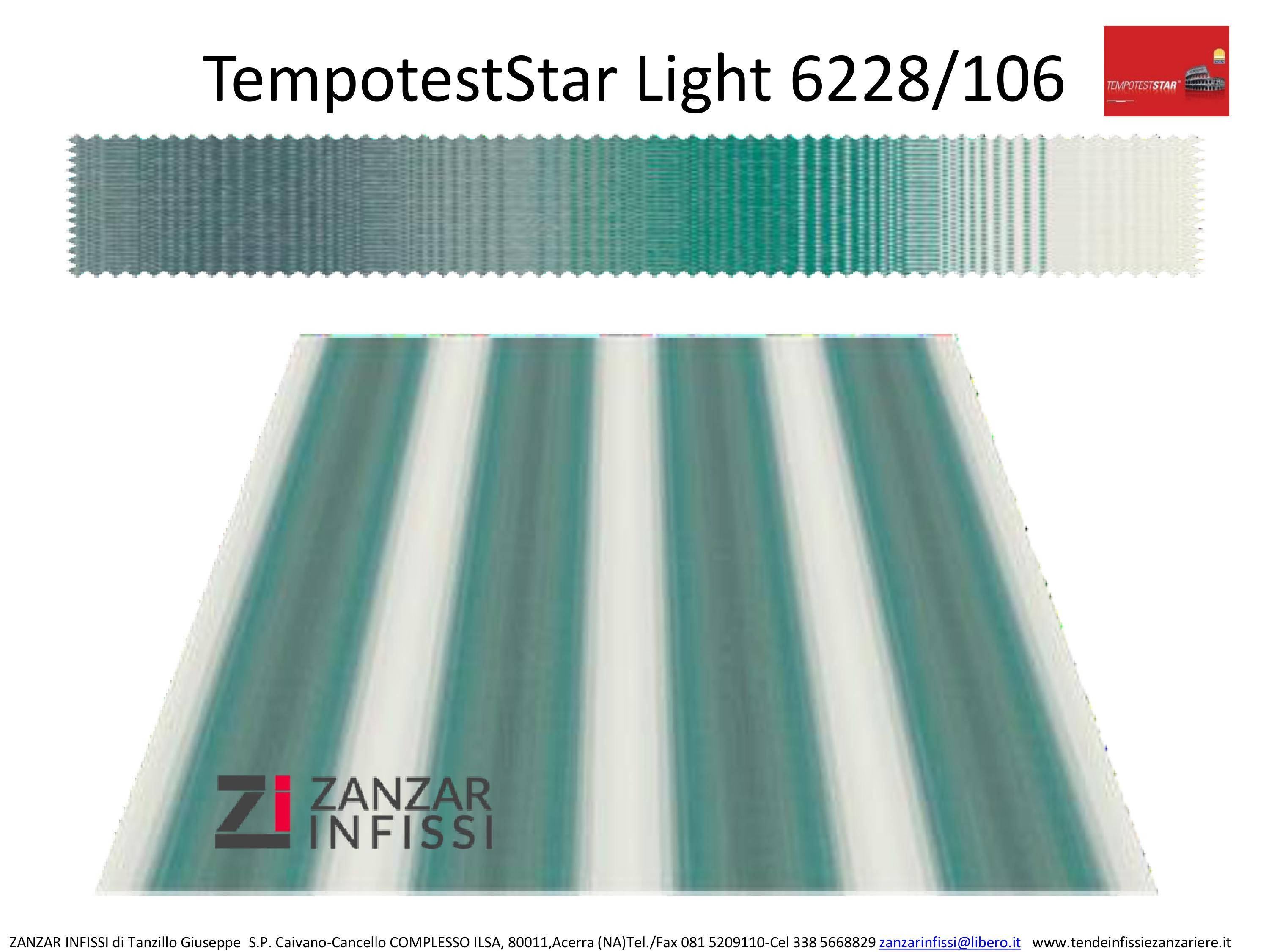 Tempotest star light 6228/106