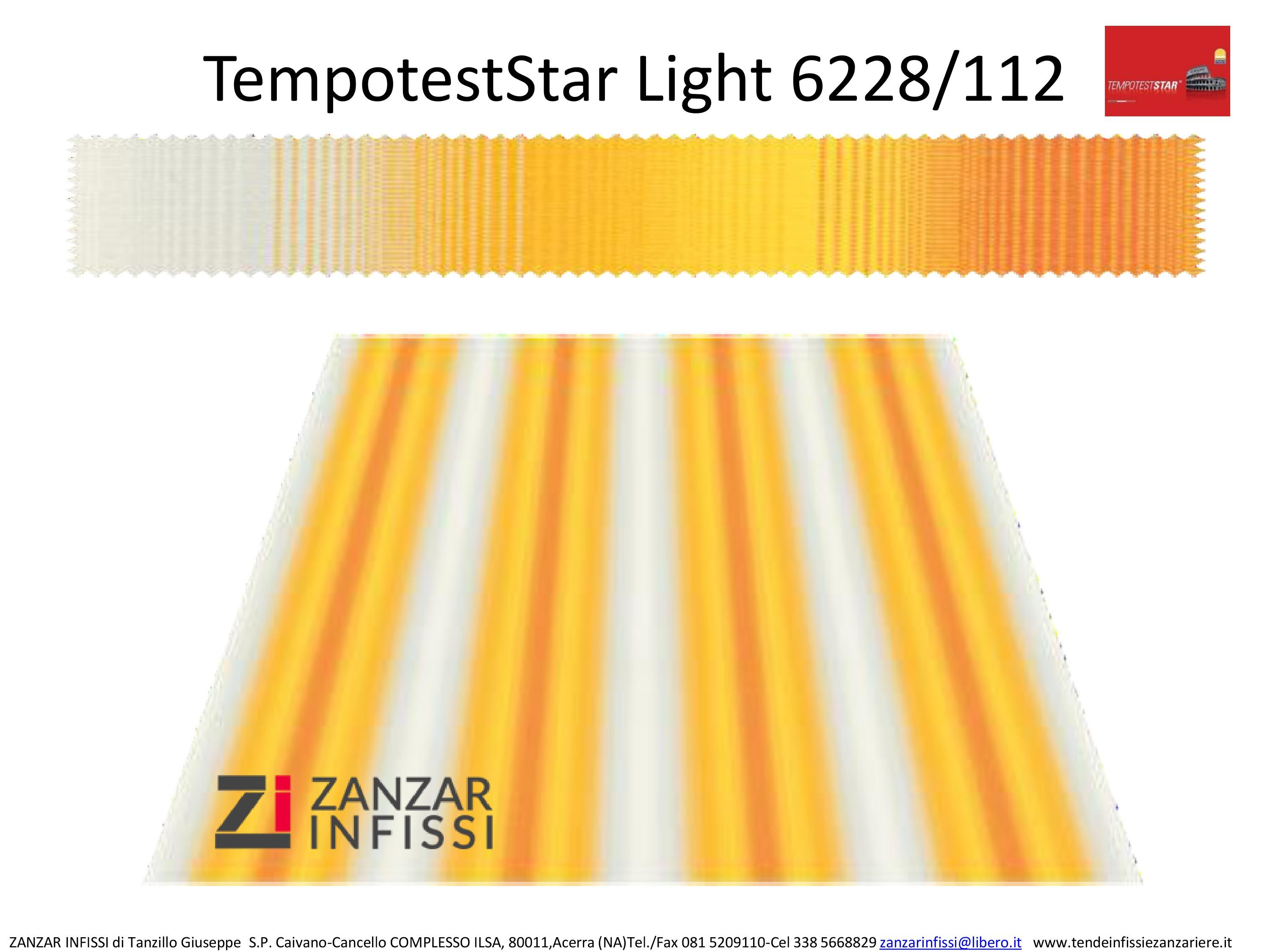 Tempotest star light 6228/112