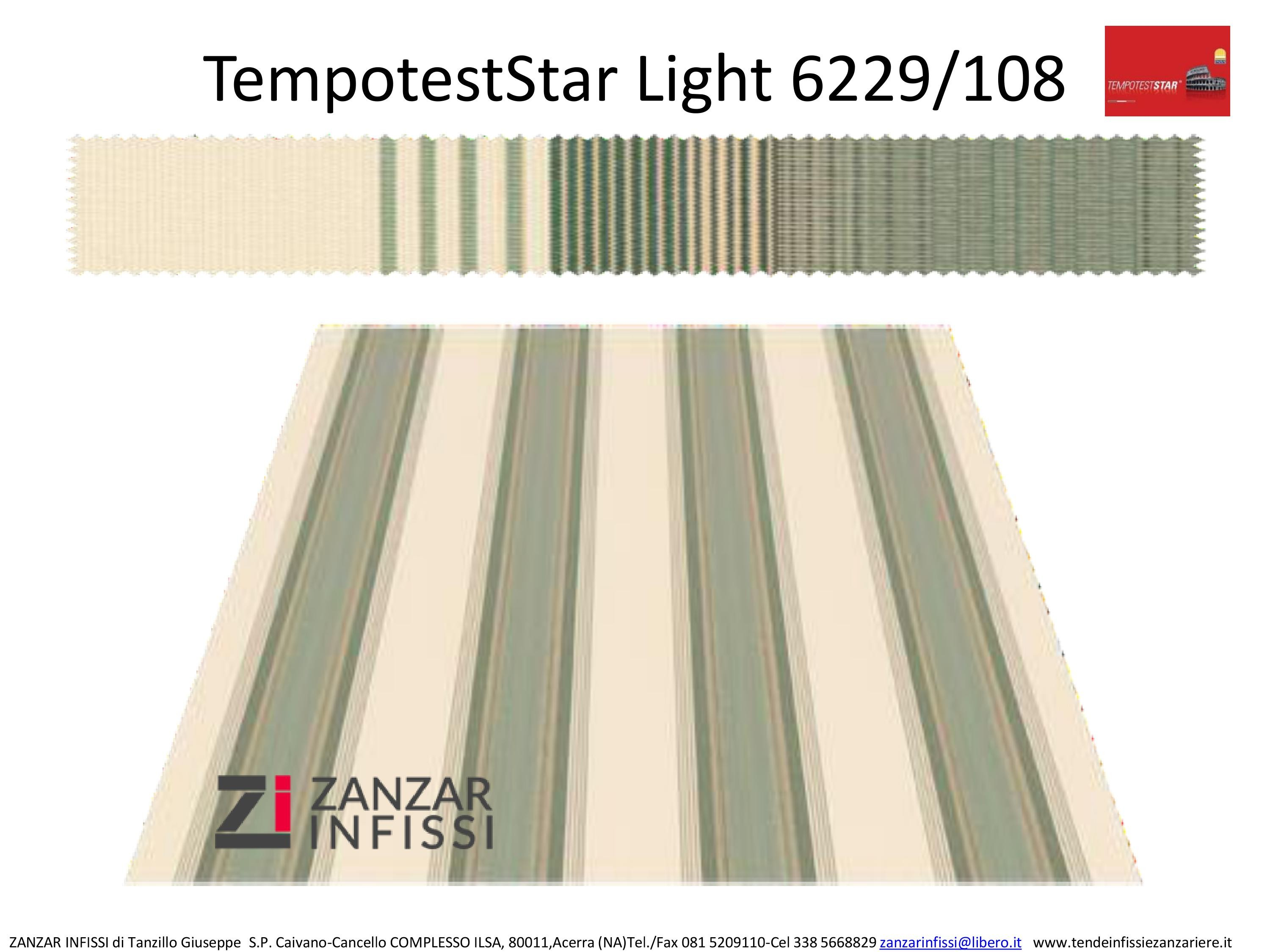Tempotest star light 6229/108