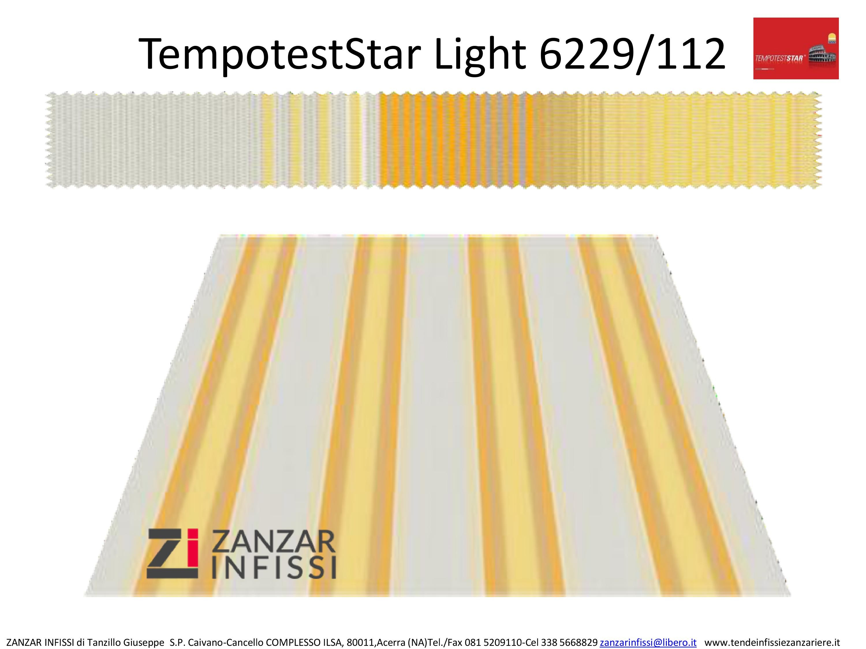 Tempotest star light 6229/122