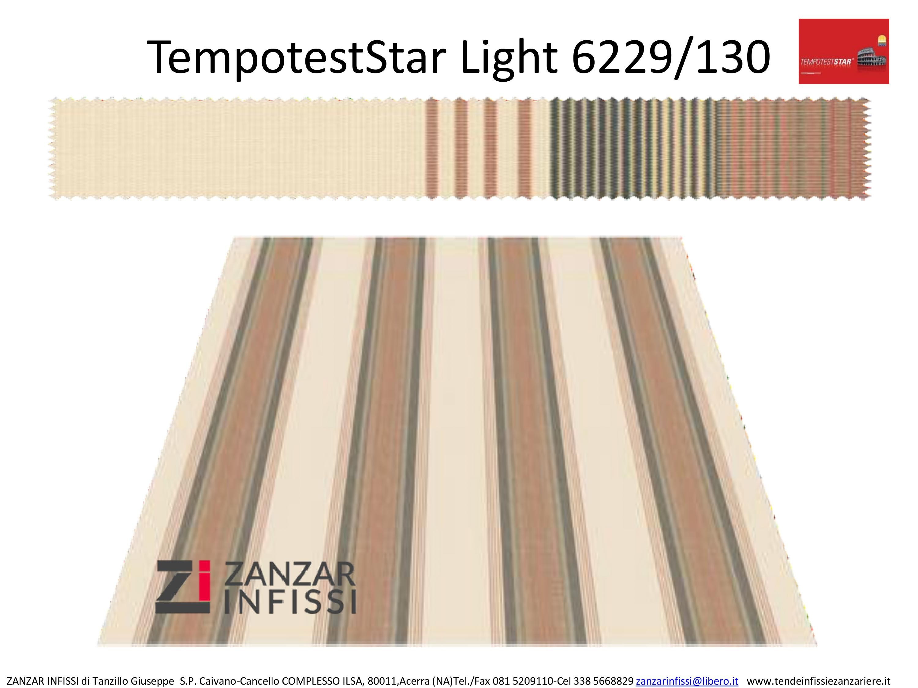 Tempotest star light 6229/130