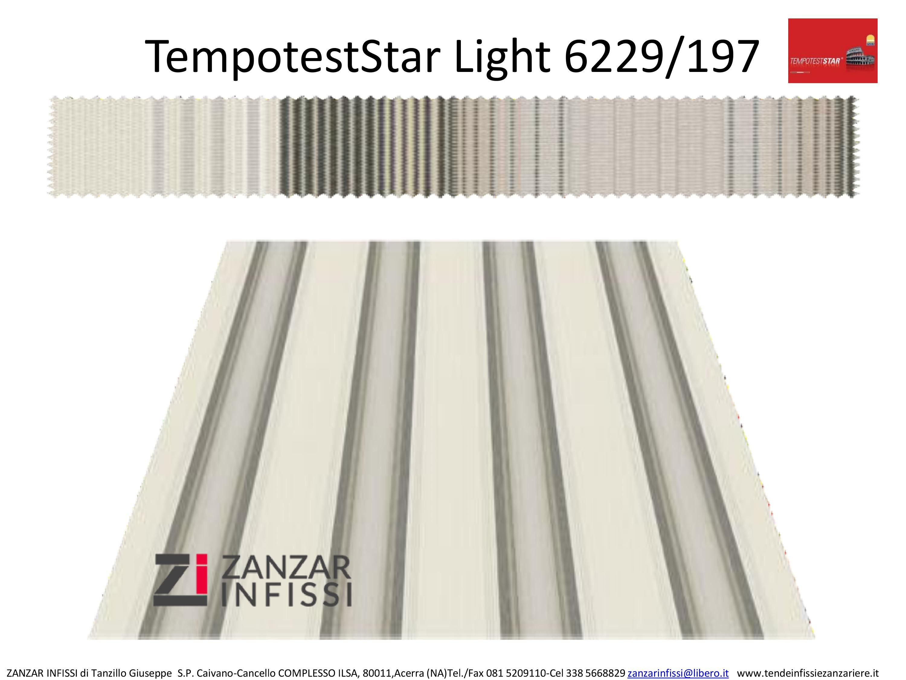 Tempotest star light 6229/197