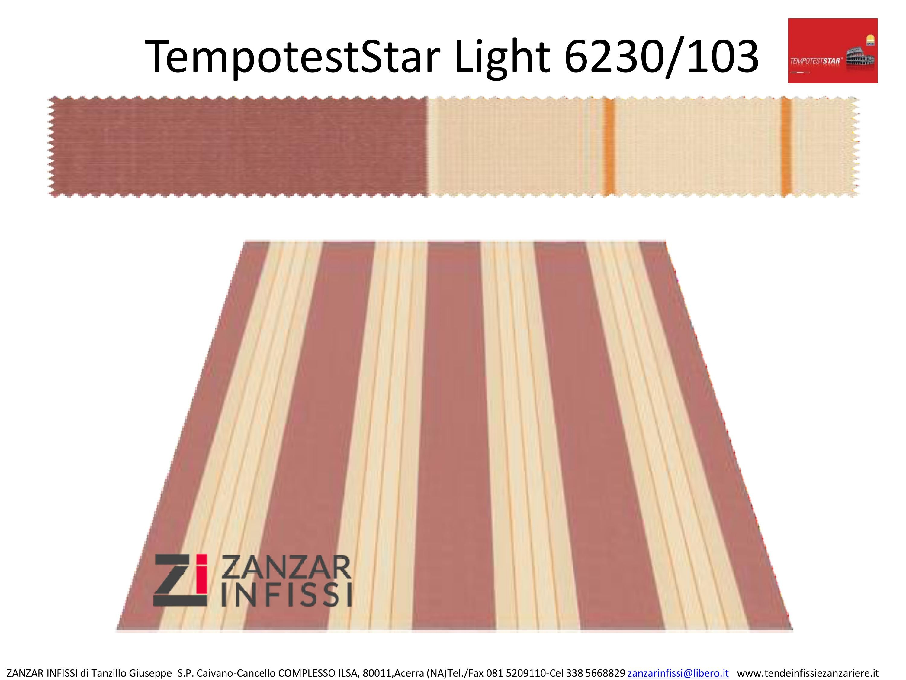 Tempotest star light 6230/103