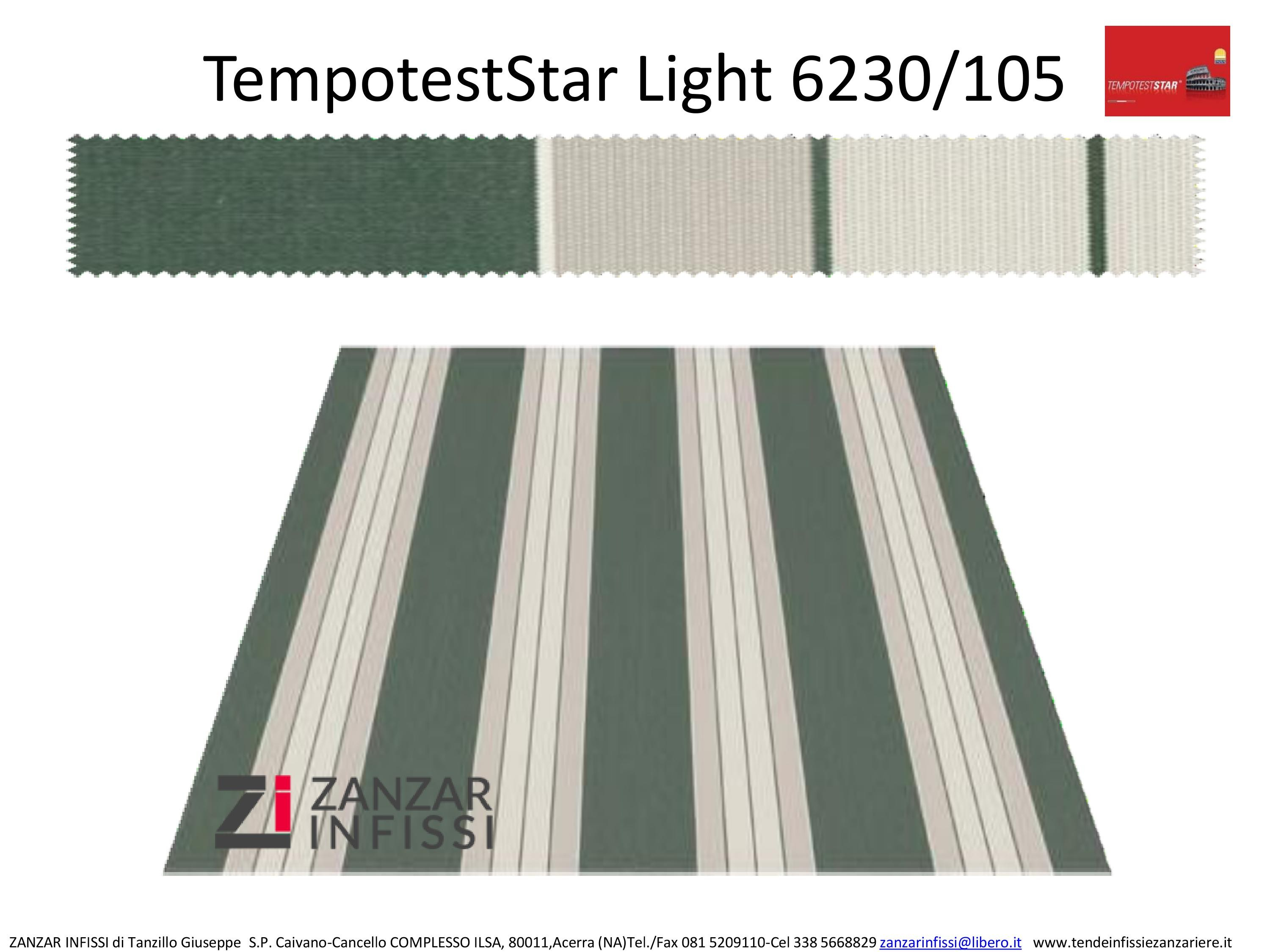 Tempotest star light 6230/105