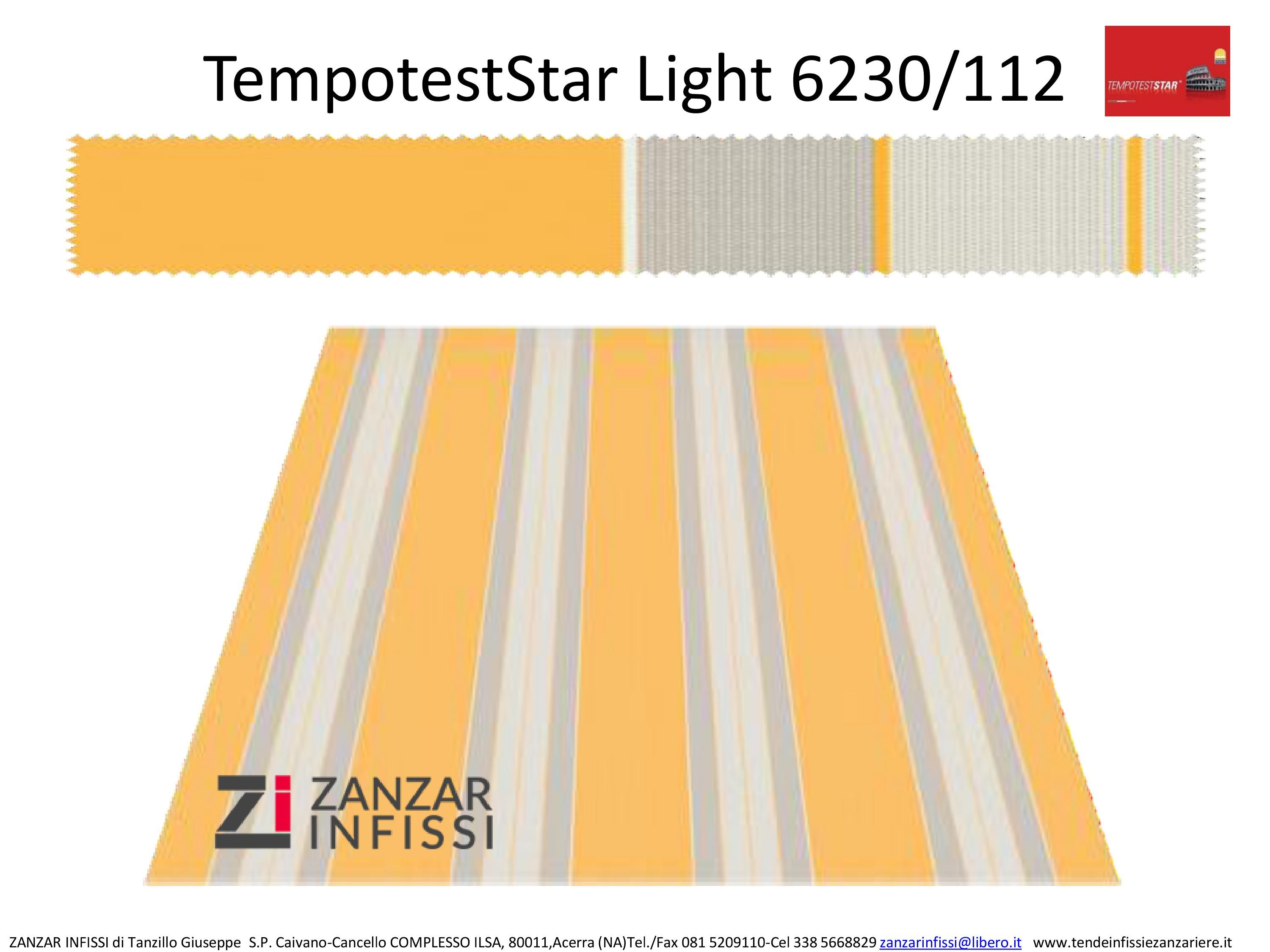 Tempotest star light 6230/112