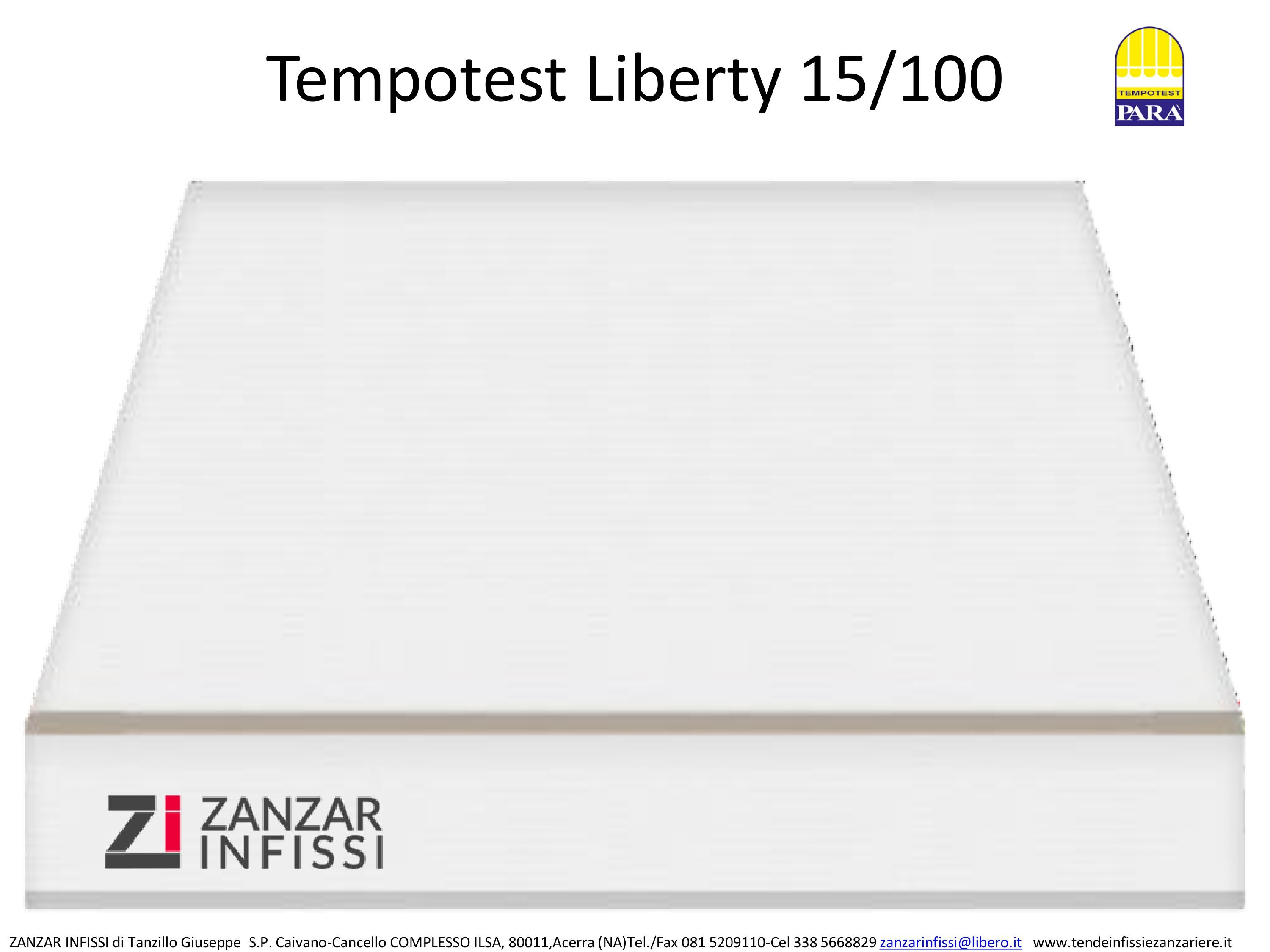 Tempotest Liberty 15/100