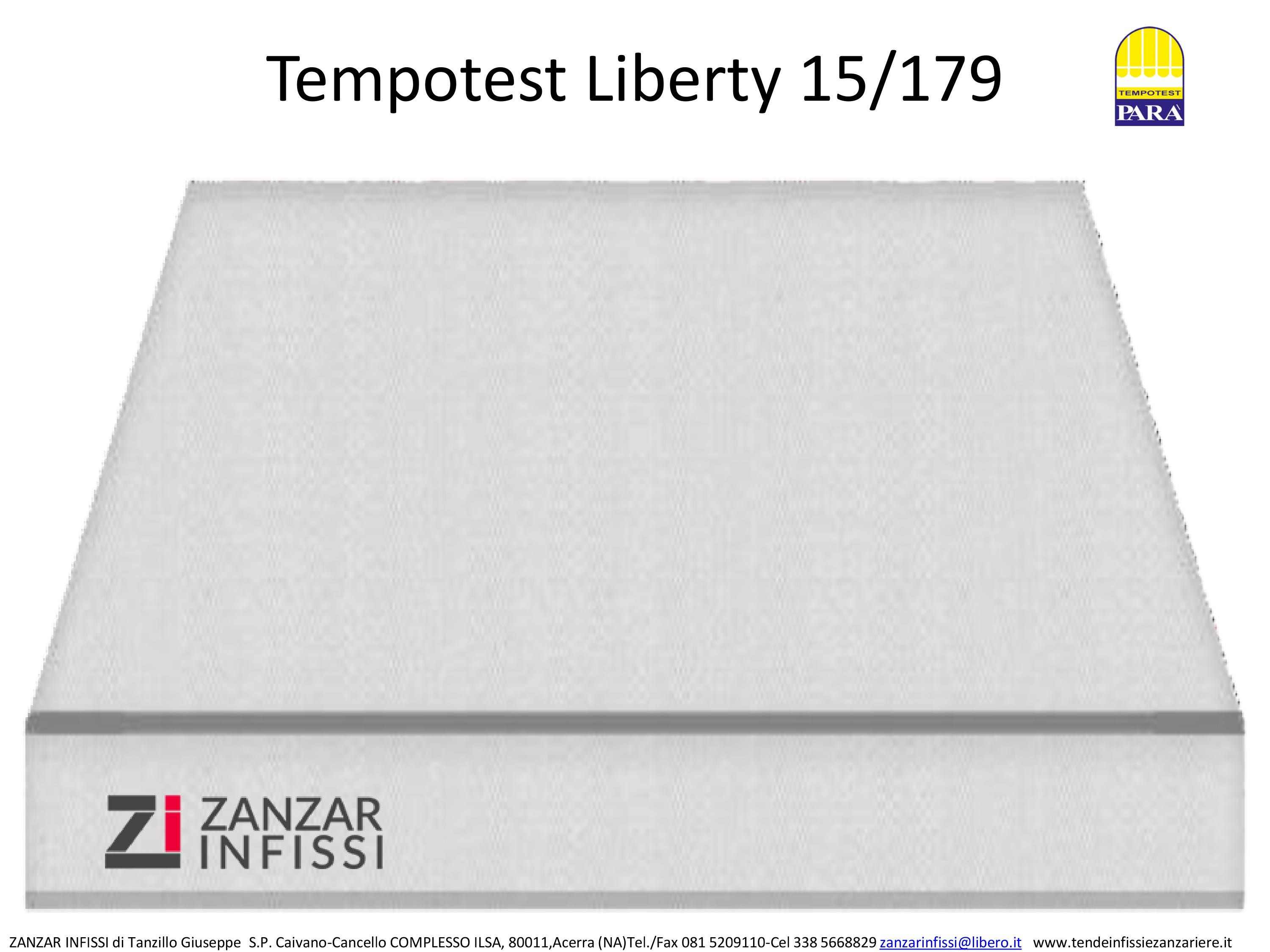 Tempotest Liberty 15/179