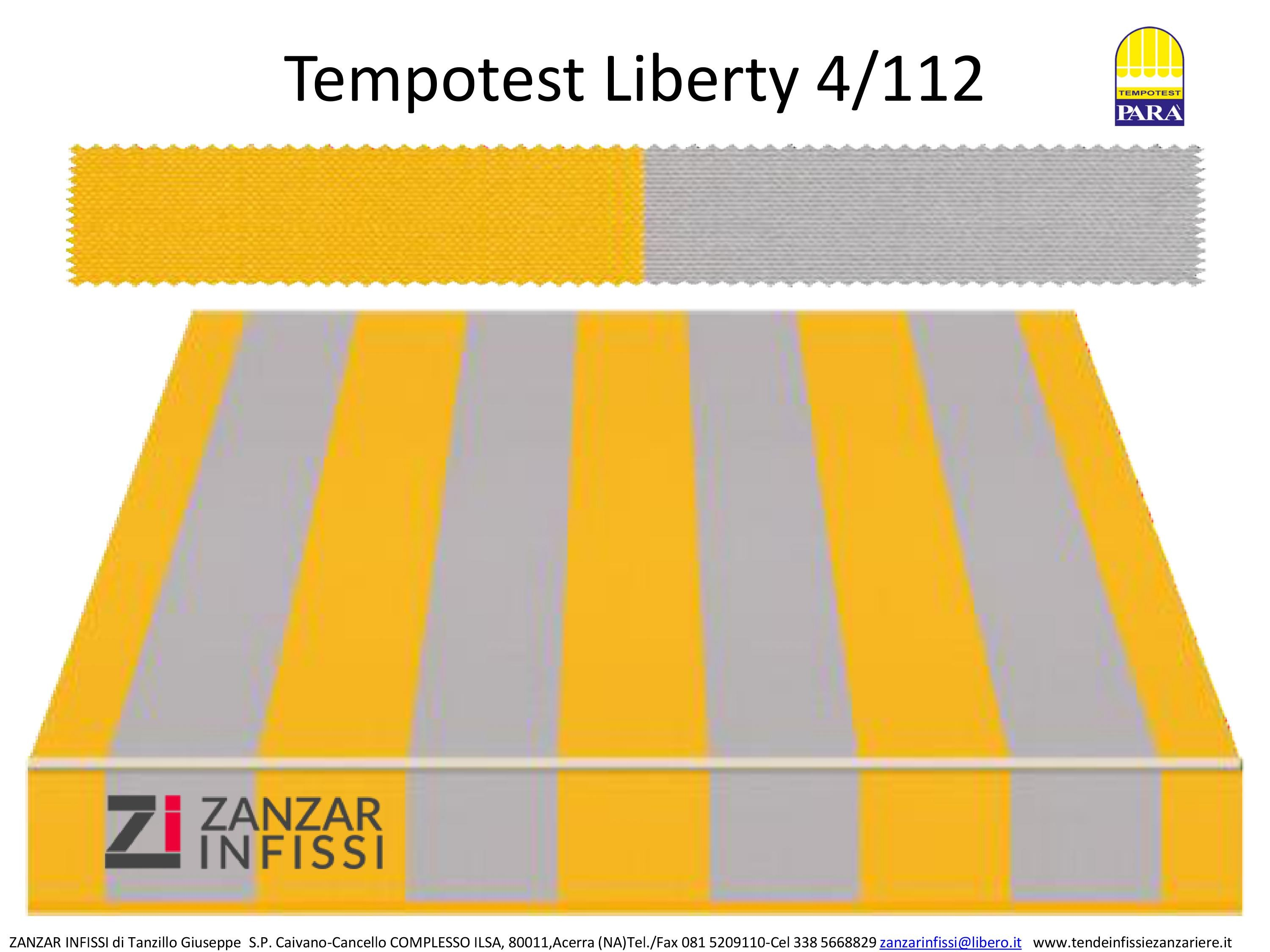 Tempotest Liberty 4/112