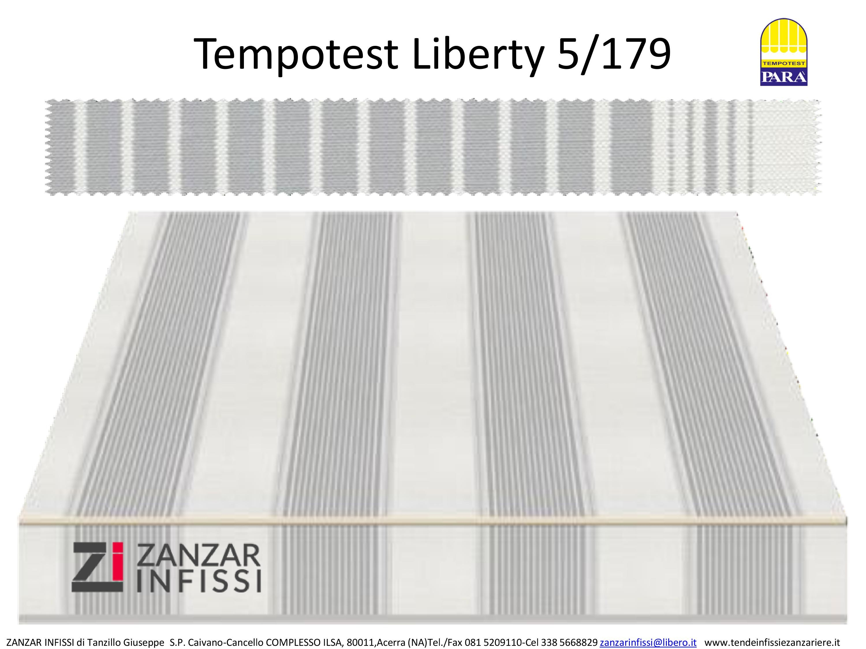 Tempotest Liberty 5/179
