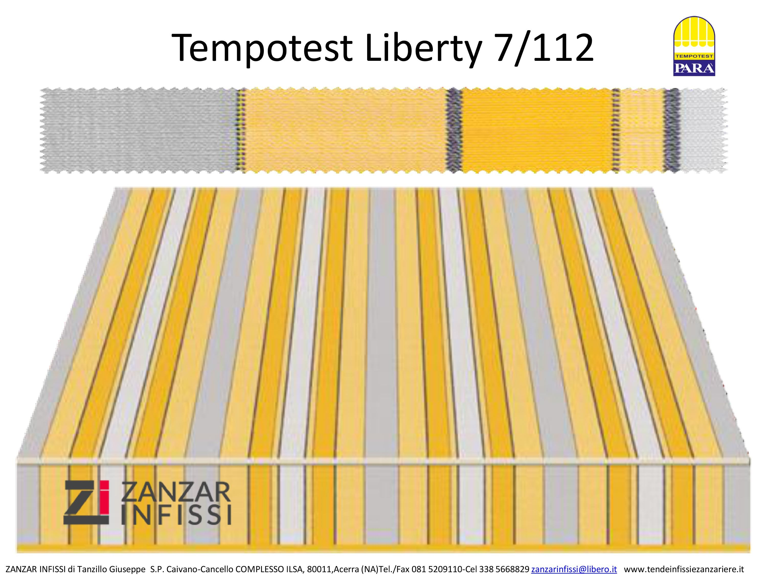 Tempotest Liberty 7/112