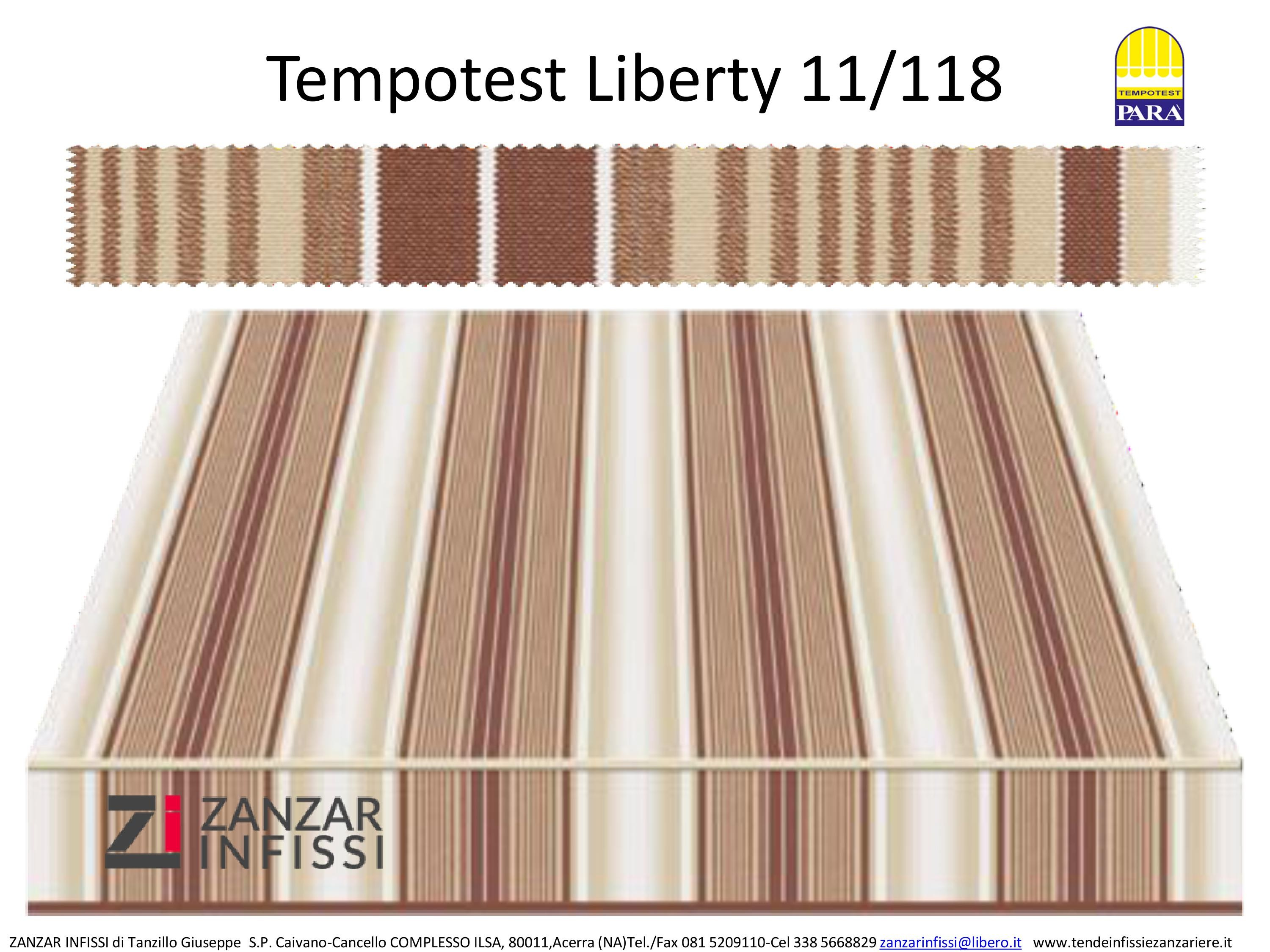 Tempotest Liberty 11/118