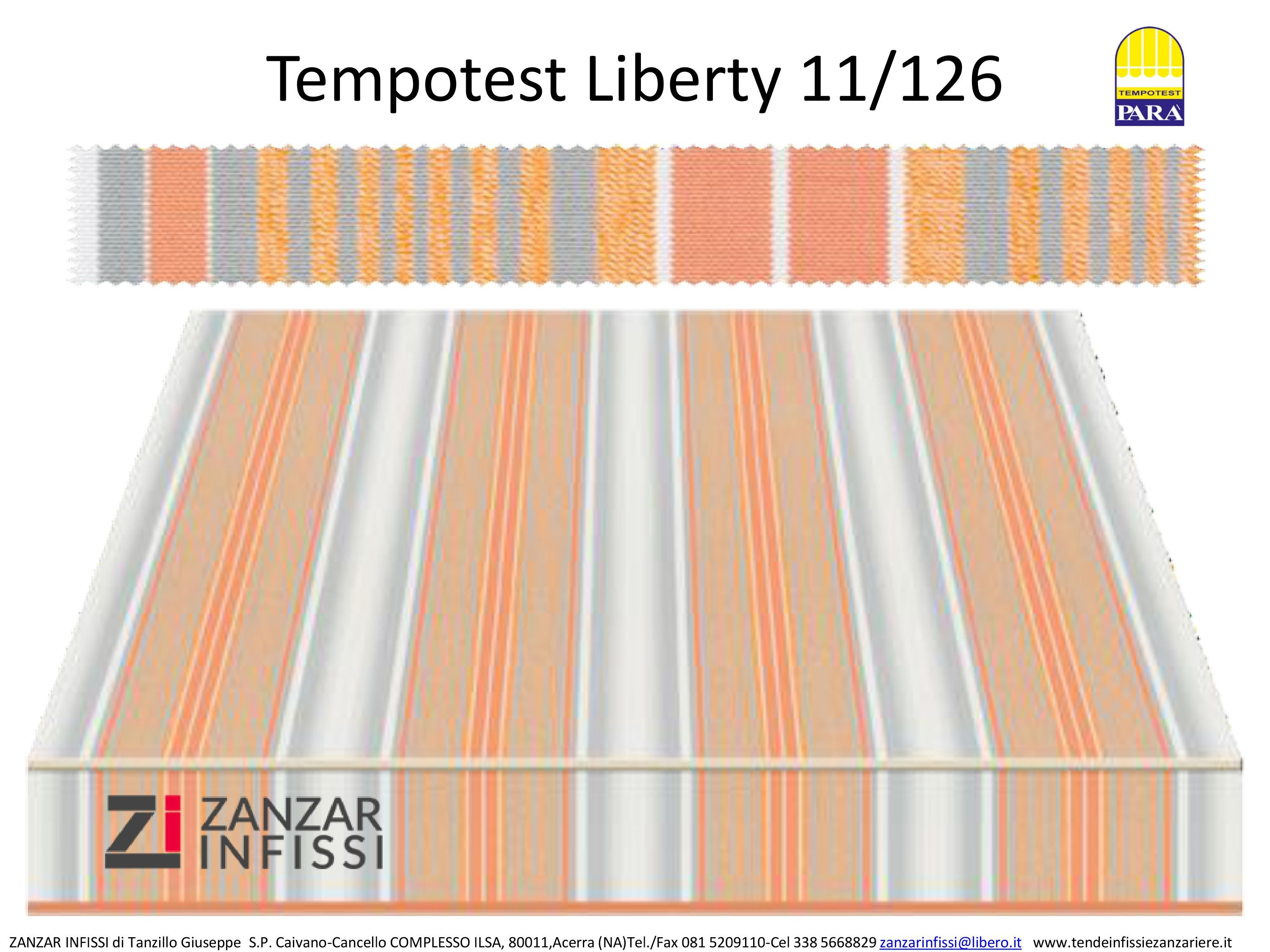 Tempotest Liberty 11/126