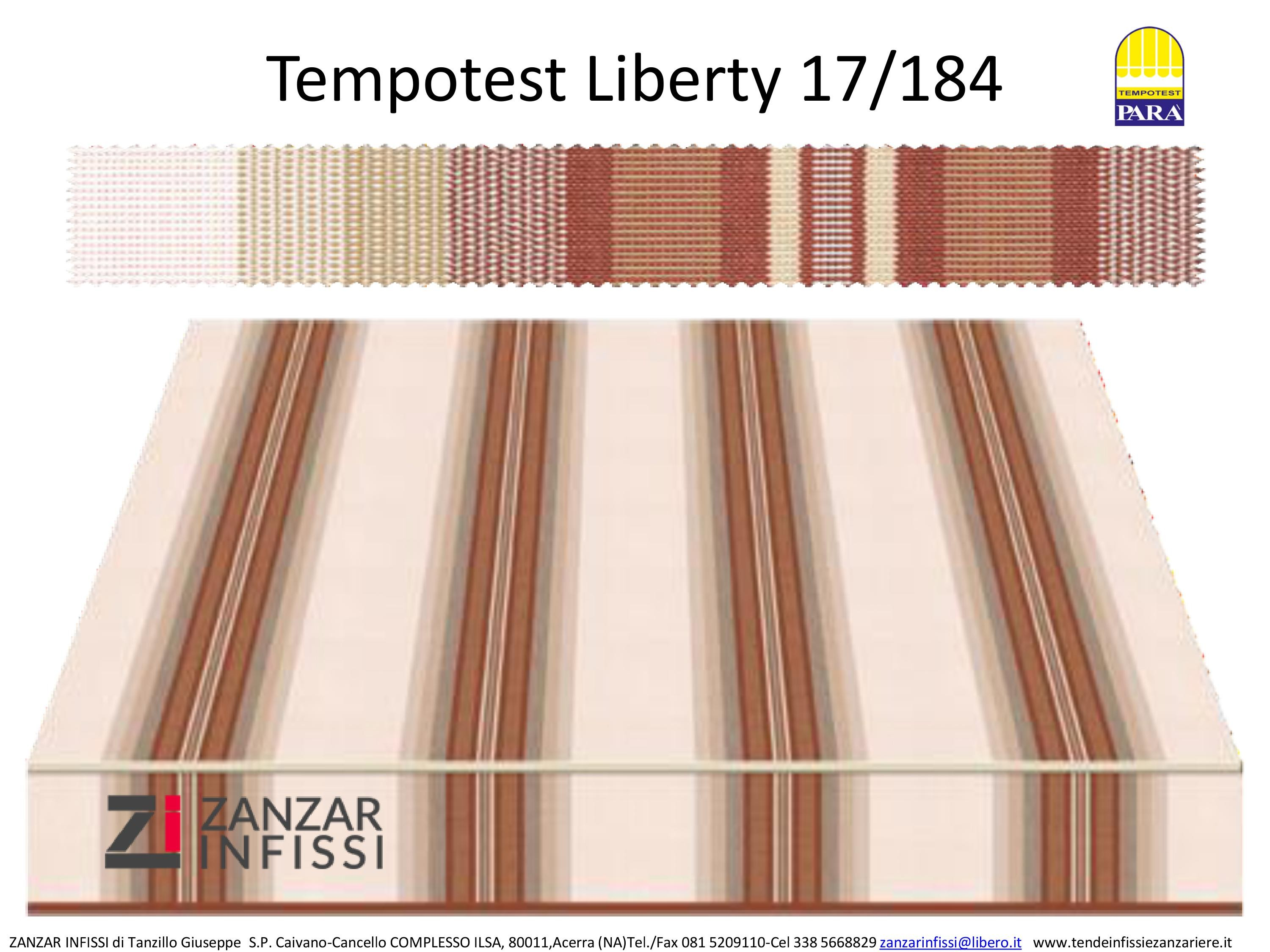 Tempotest Liberty 17/184