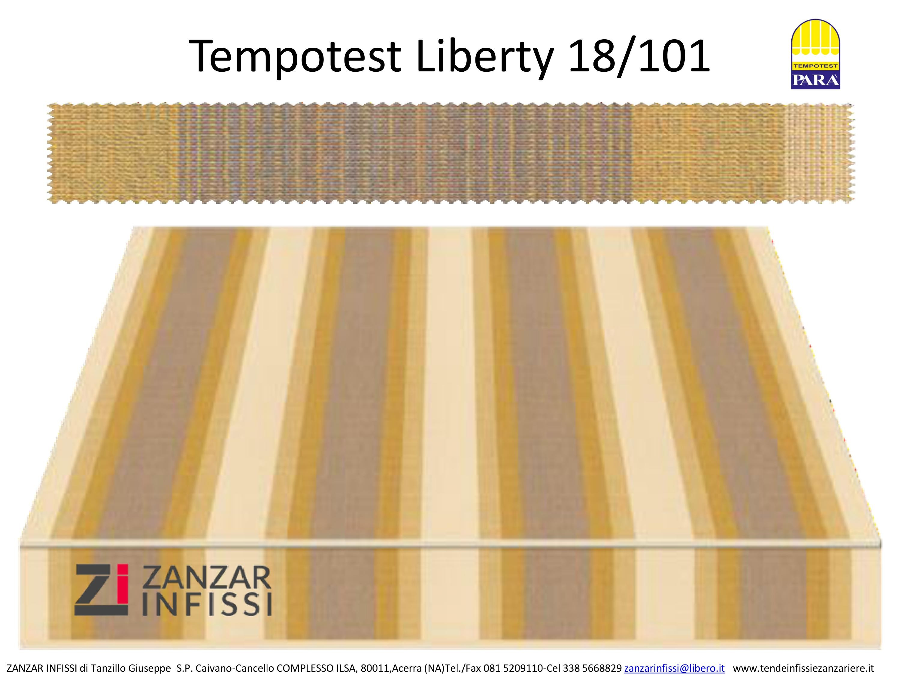 Tempotest Liberty 18/101
