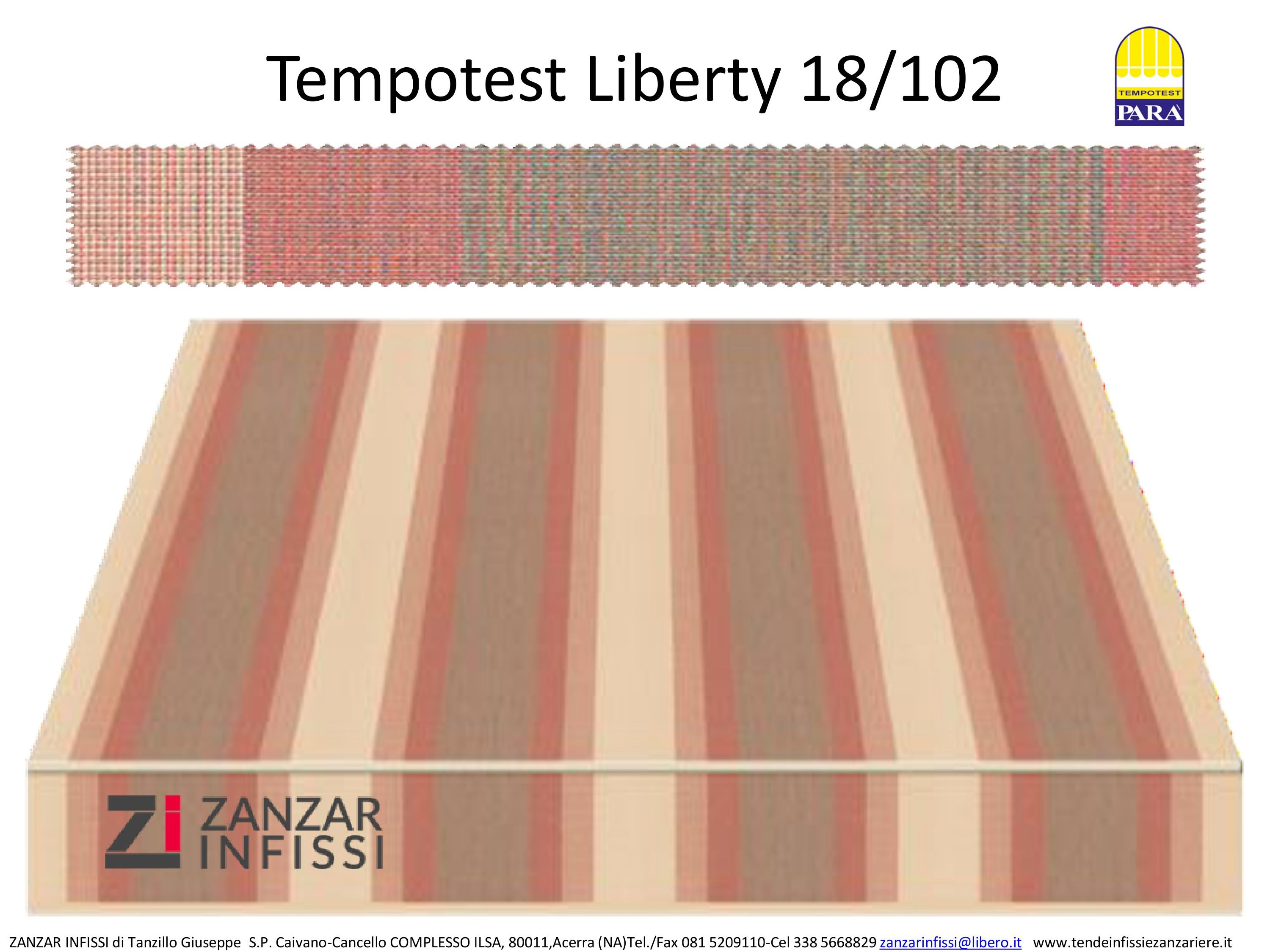 Tempotest Liberty 18/102