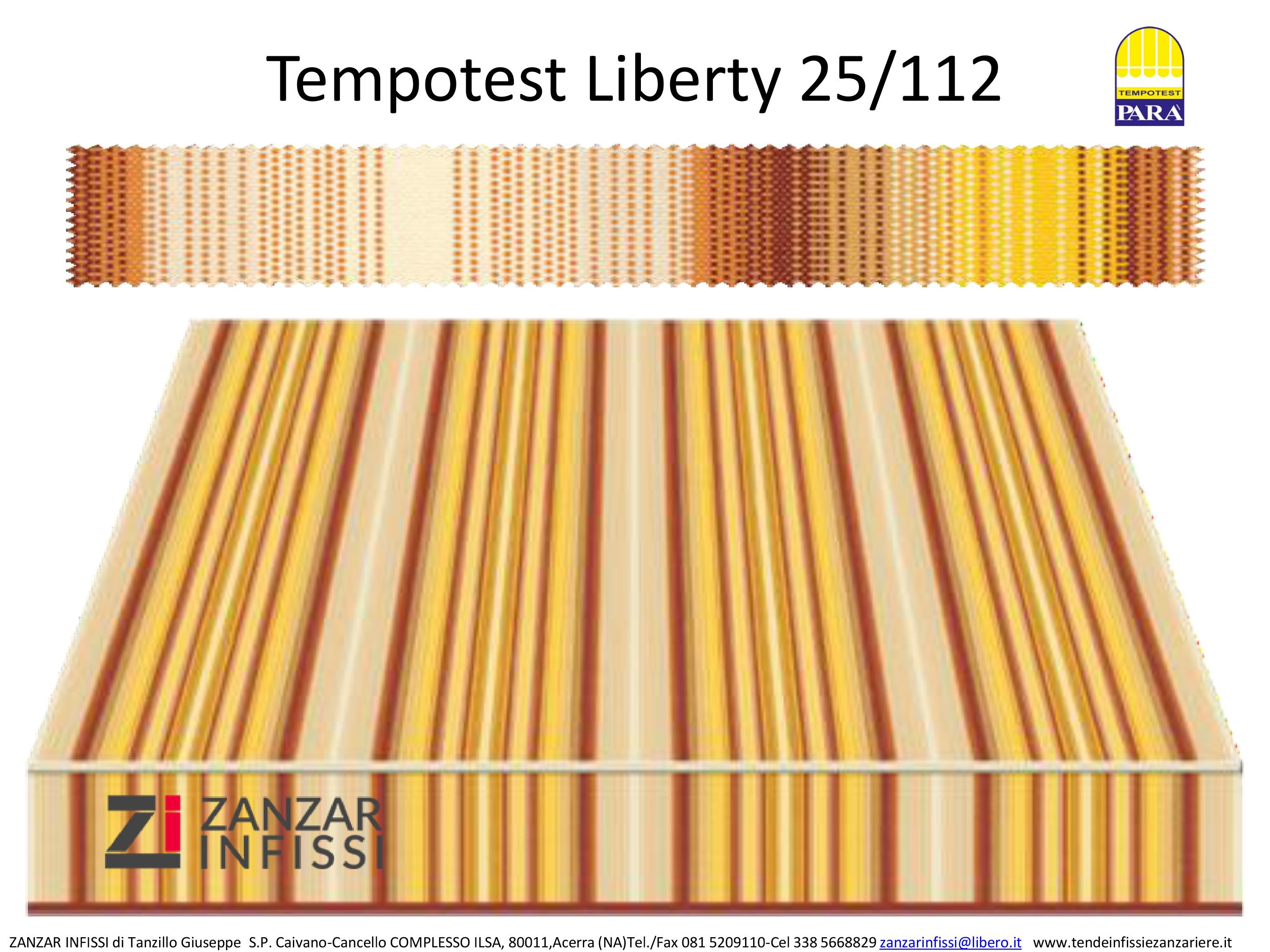 Tempotest liberty 25/112