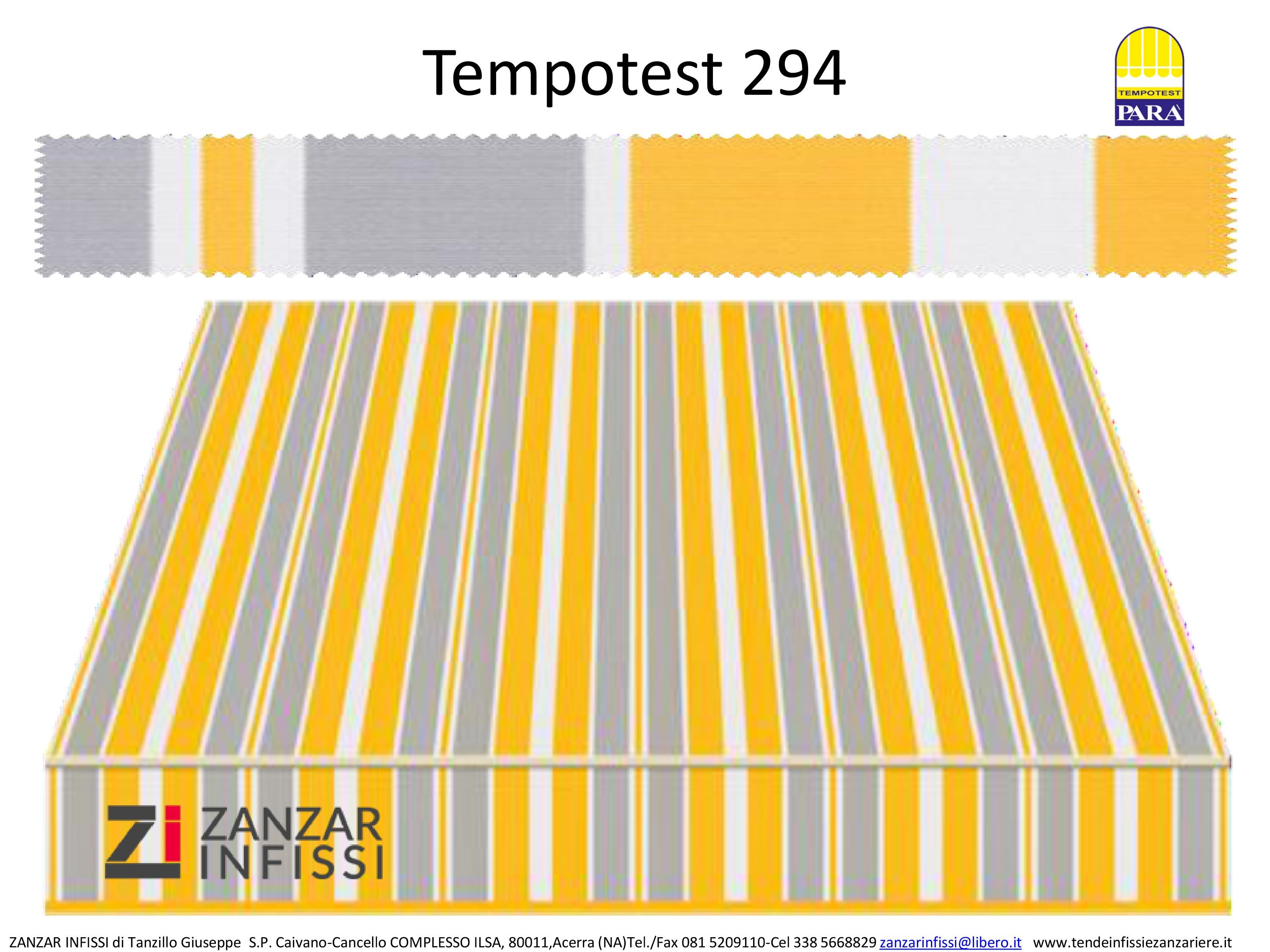 Tempotest 294