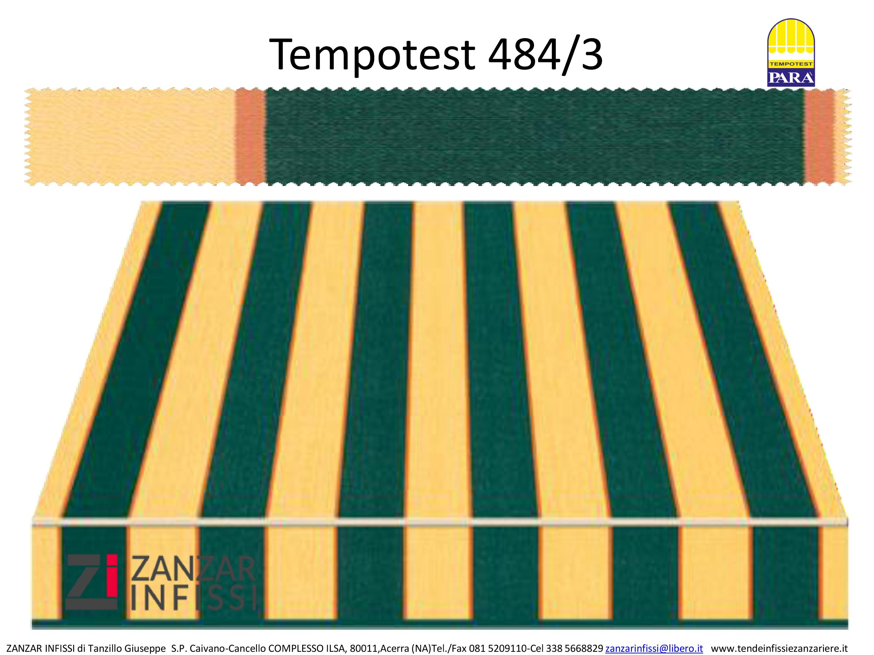 Tempotest 484/3