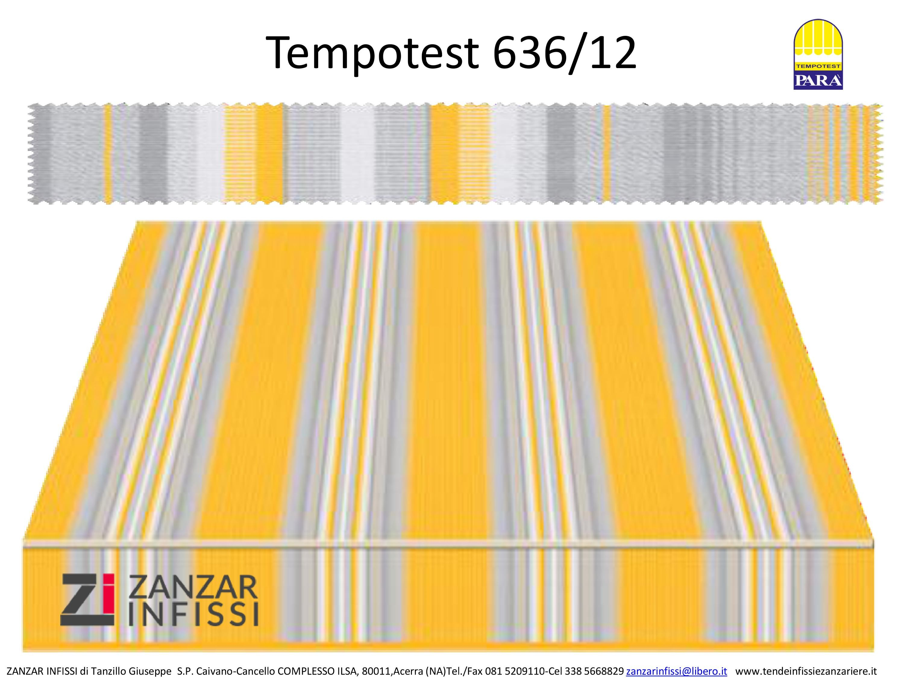 Tempotest 636/12