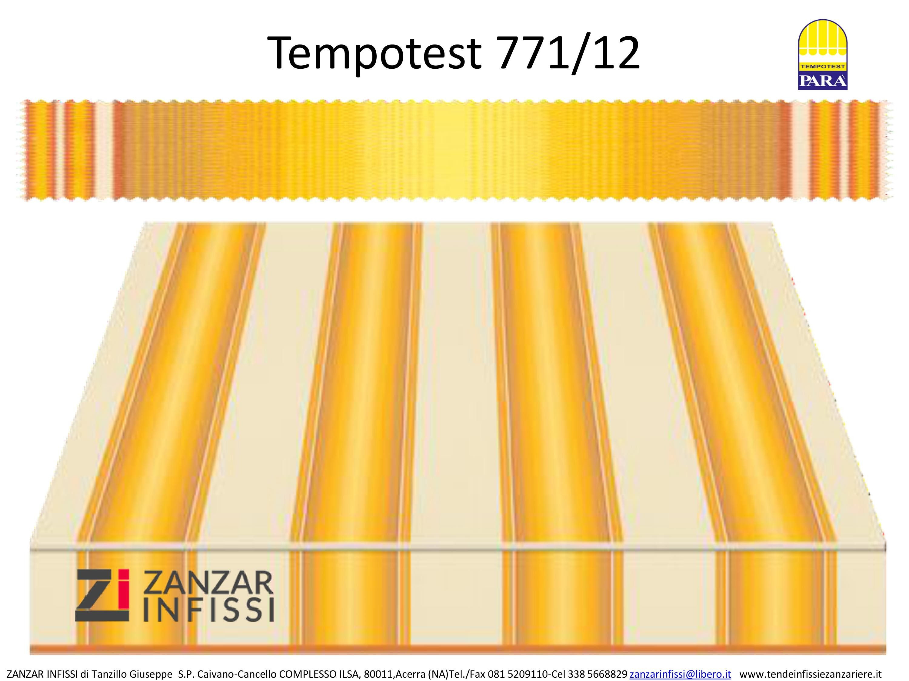 Tempotest 771/12