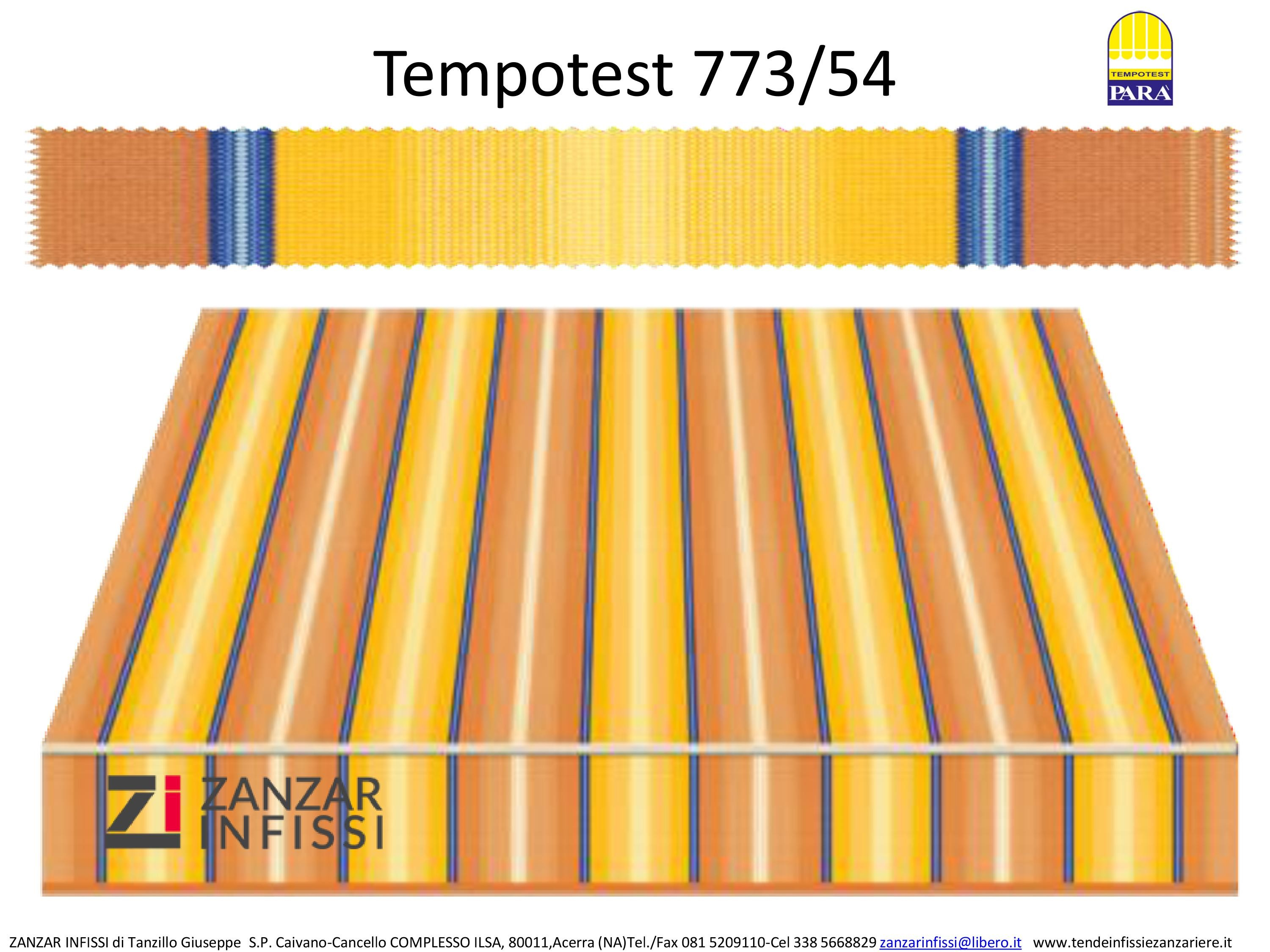 Tempotest 773/54