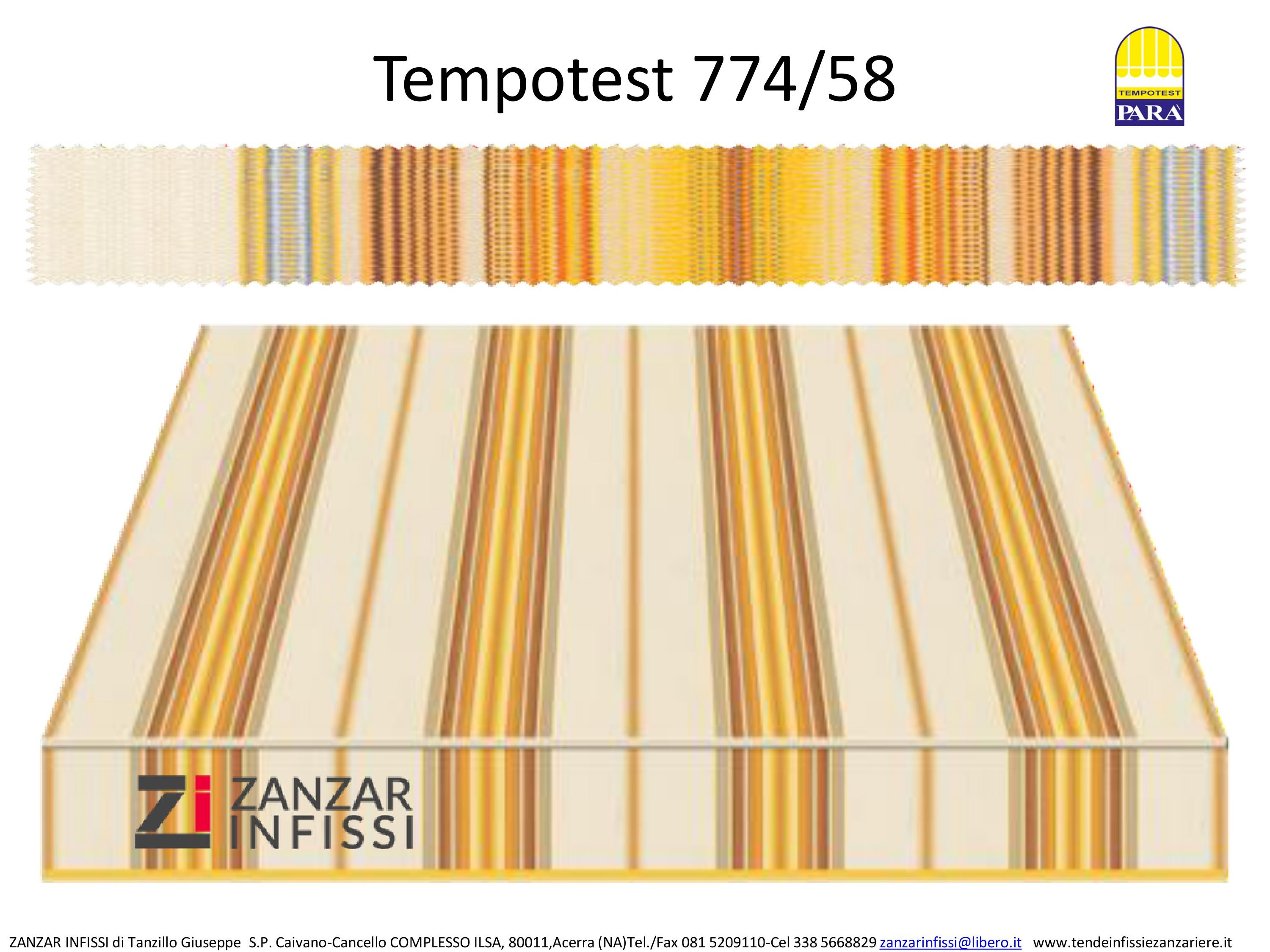 Tempotest 774/58