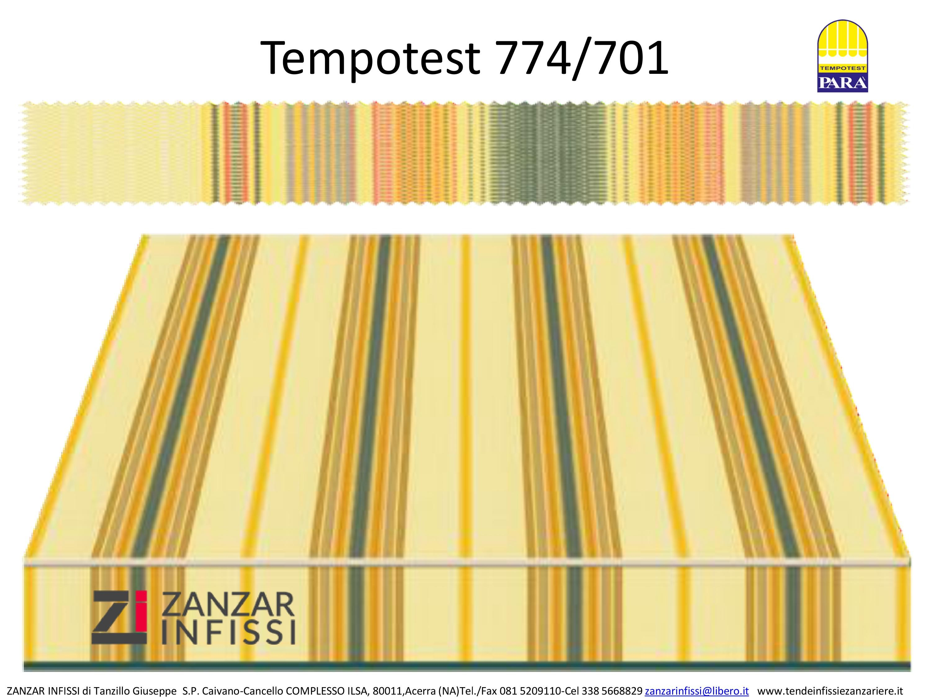 Tempotest 774/701