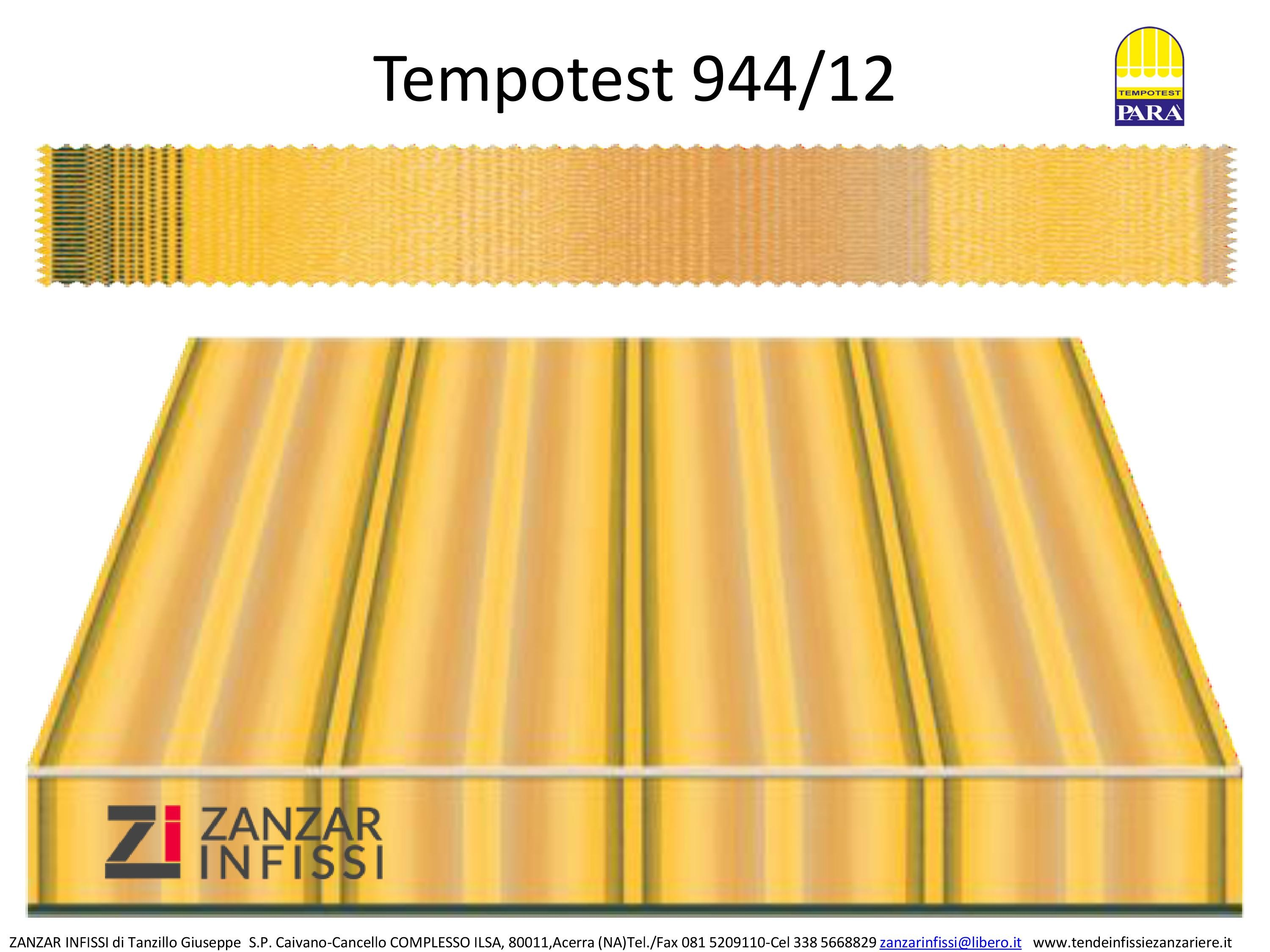 Tempotest 944/12