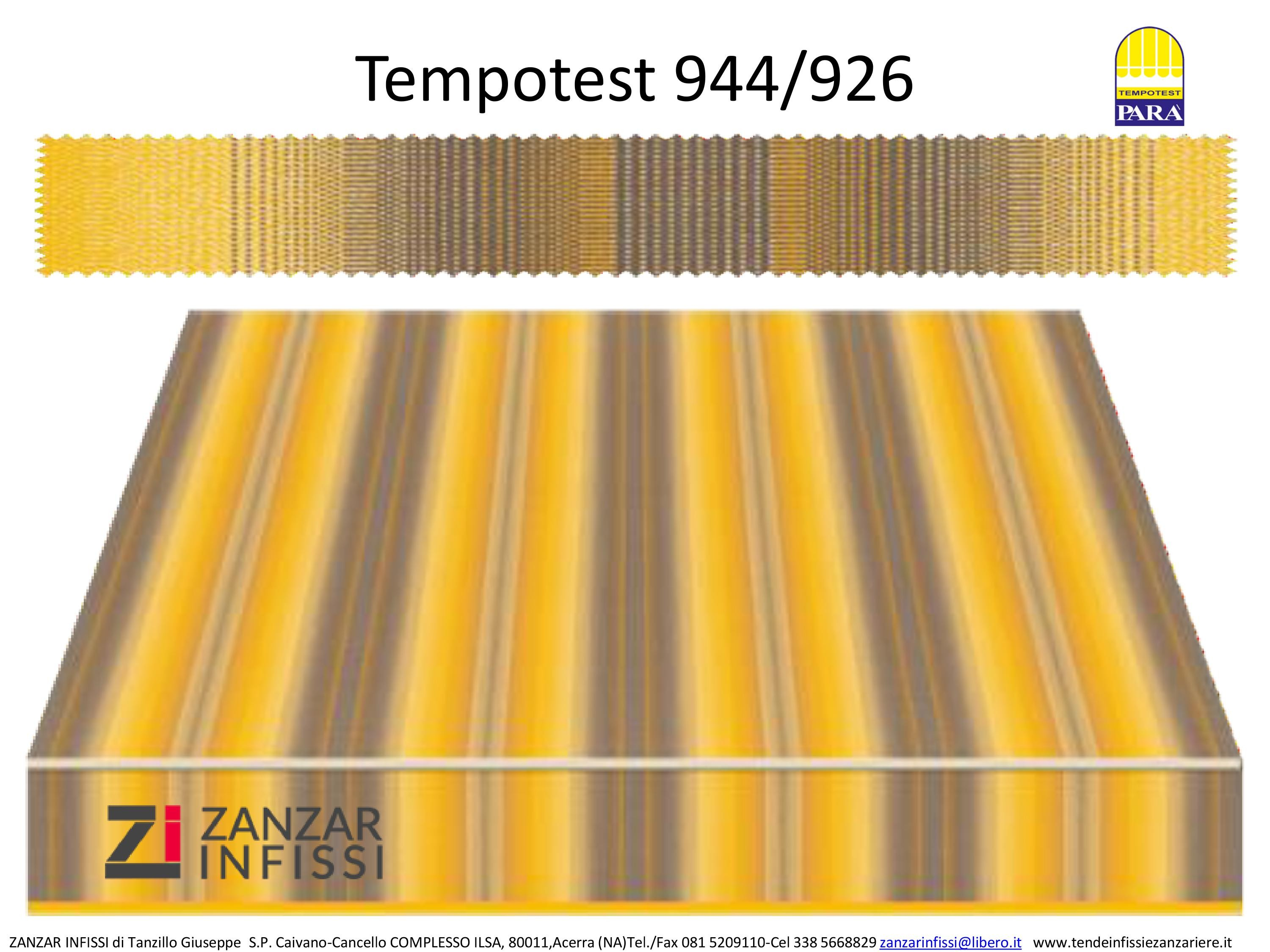 Tempotest 944/926